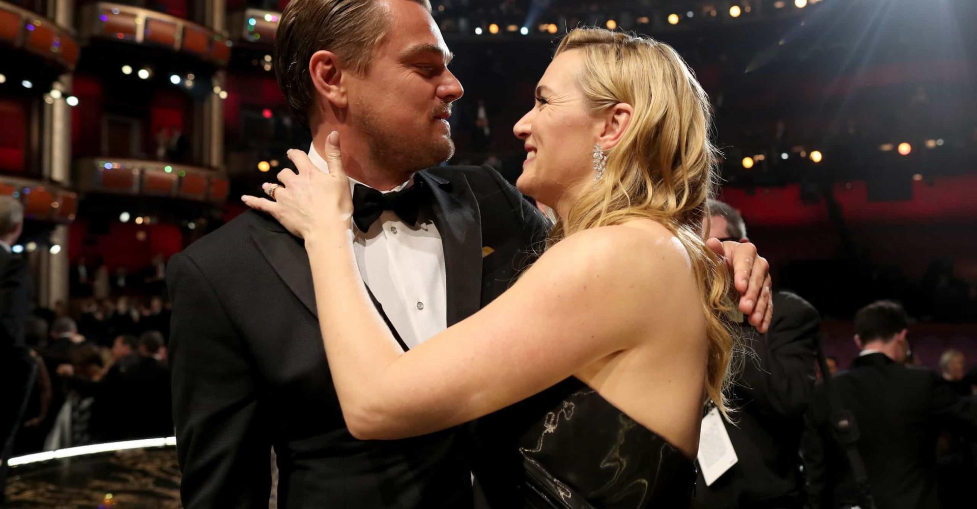 Kate Winslet et Leonardo DiCaprio: une amitié exceptionnelle