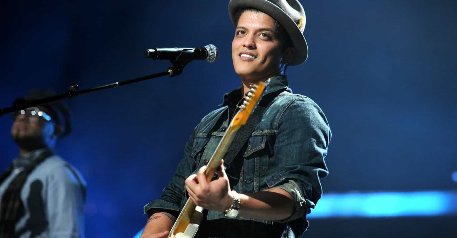 Bruno Mars: The road from impersonator to icon