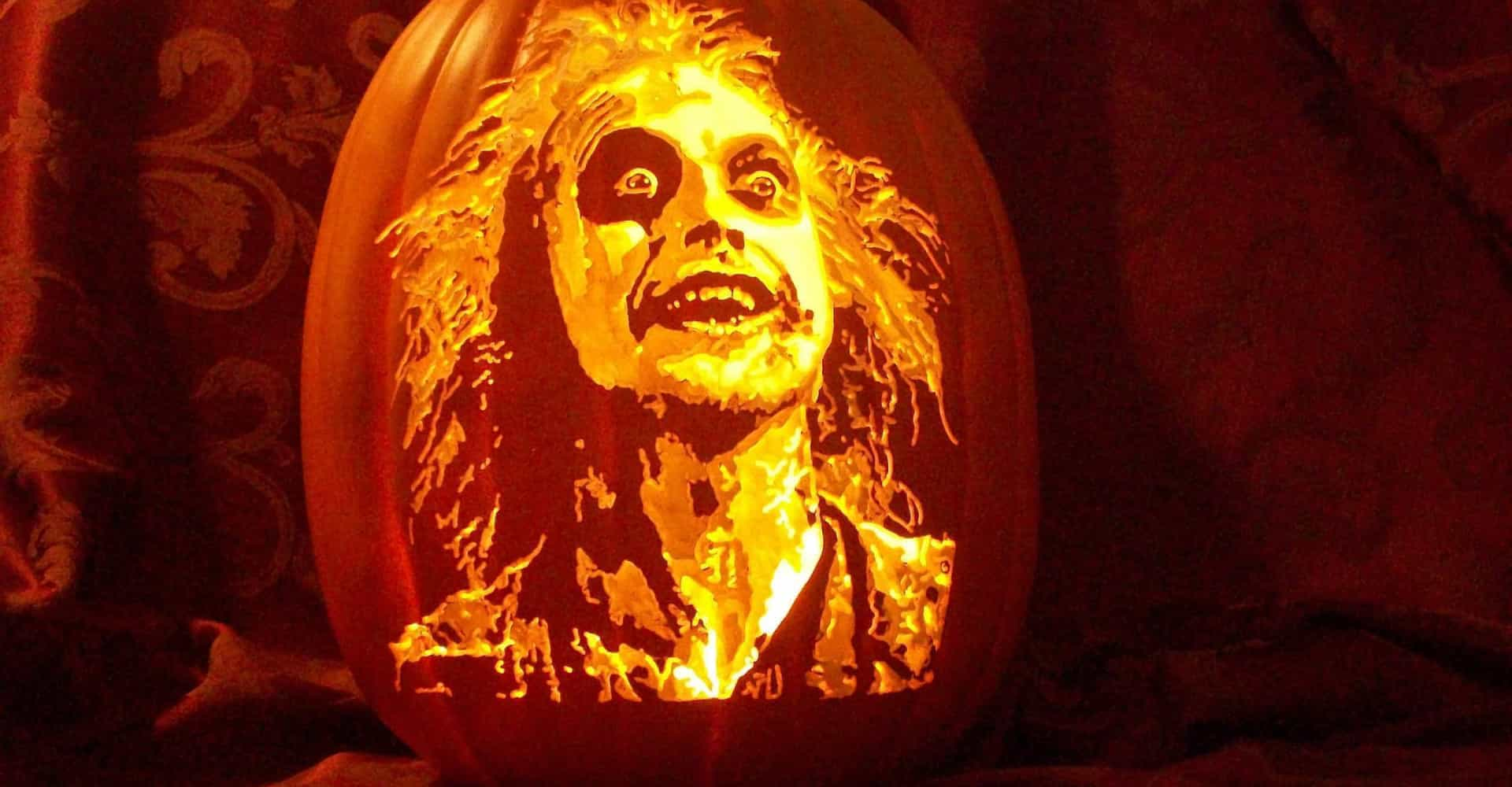 The coolest pumpkin carvings for this Halloween