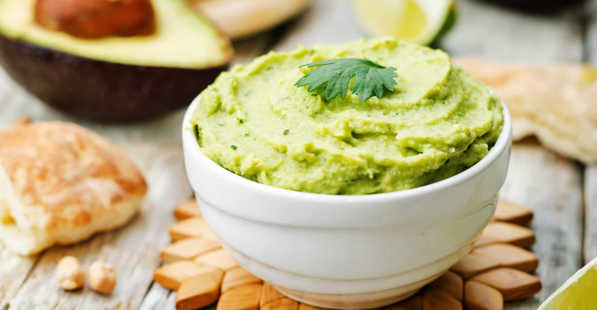 Avocado humus, maak deze goddelijke dip zelf!