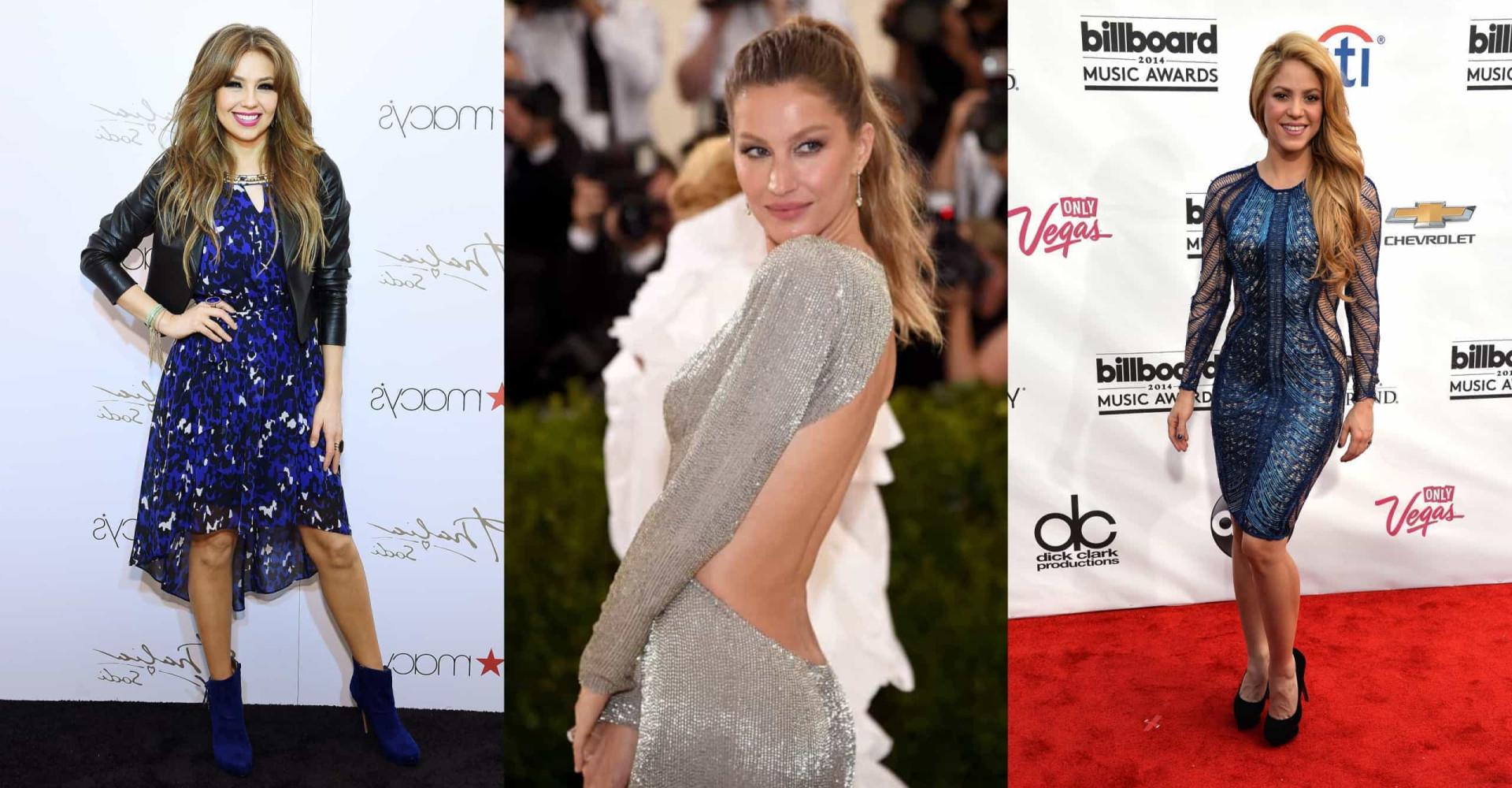 ¿Cuáles son las mejores poses de las celebridades?