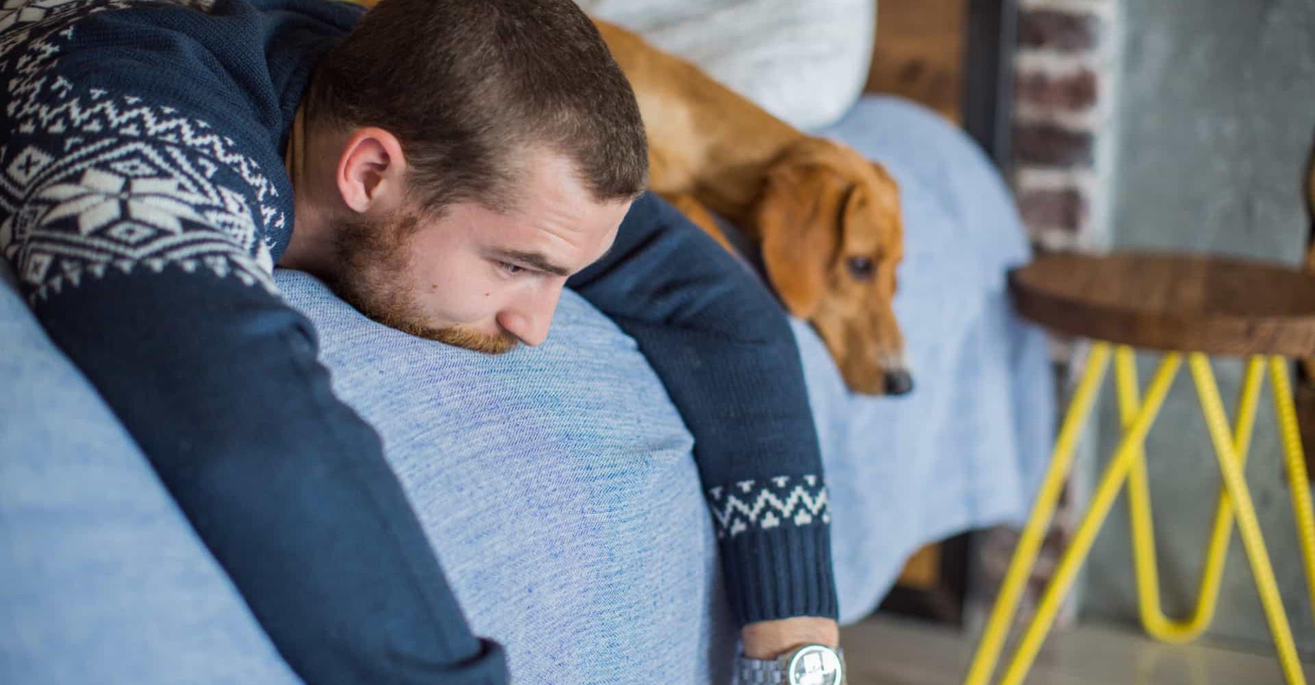 Die besten Hunderassen für Menschen mit Depression