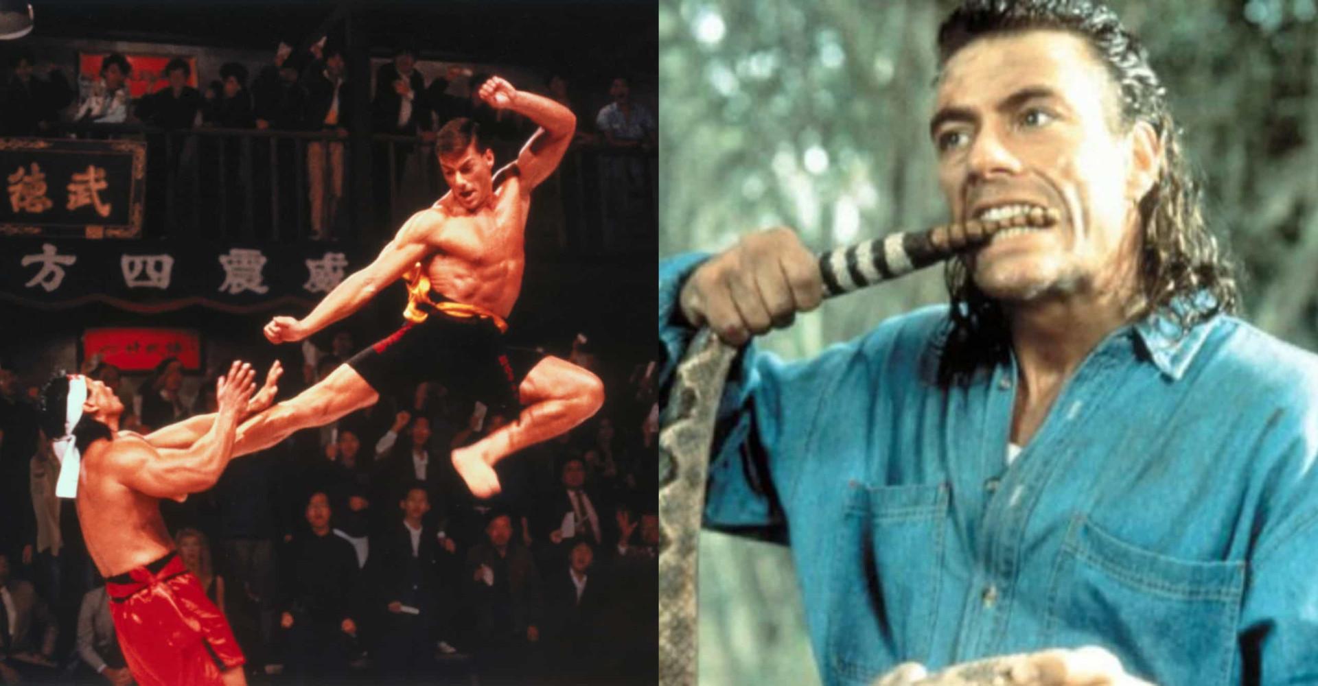 JCVD: ses poses d'arts martiaux iconiques