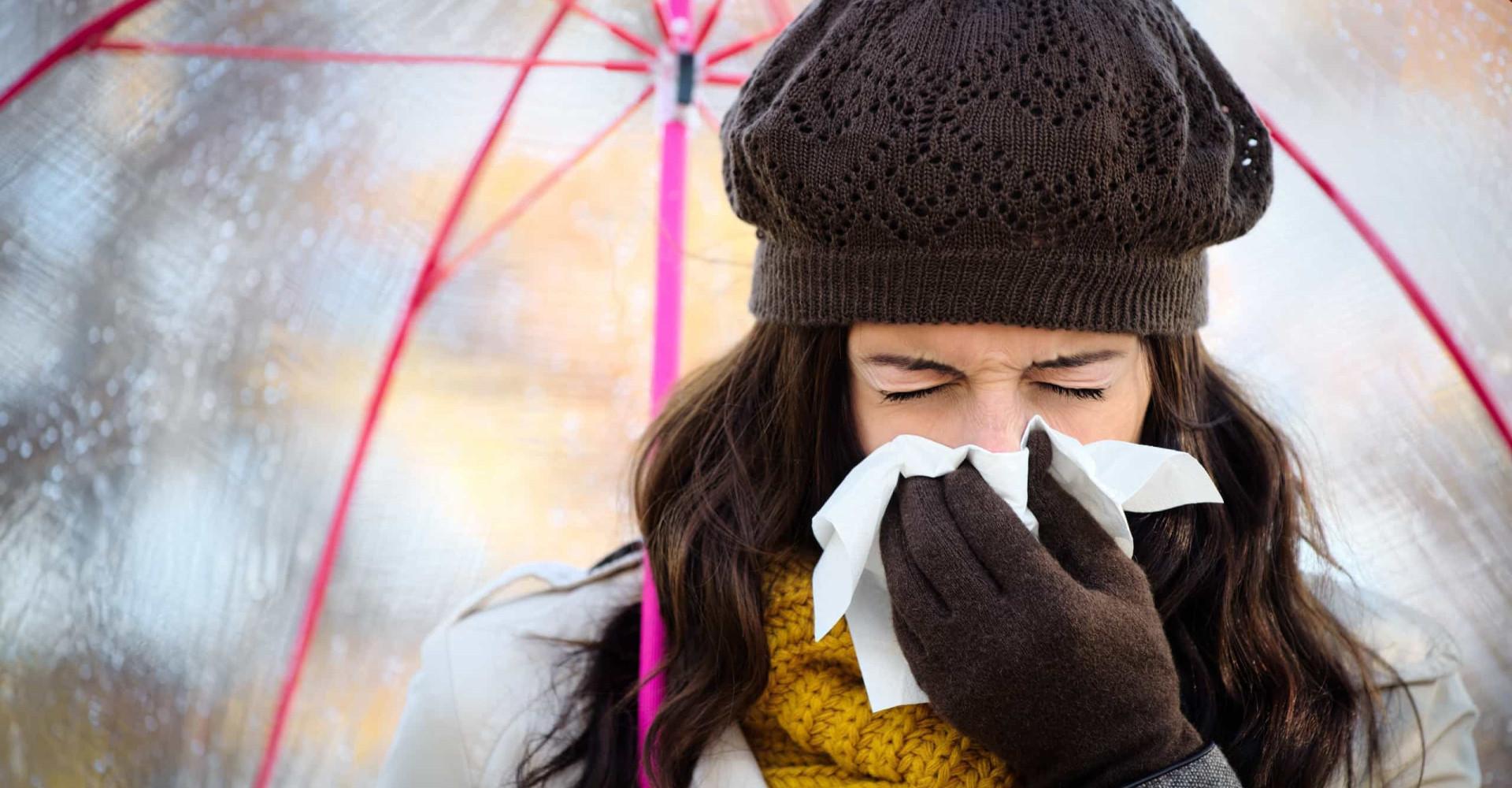 Flunssakausi! Päivittäiset tavat, jotka lisäävät tartunnan riskiä