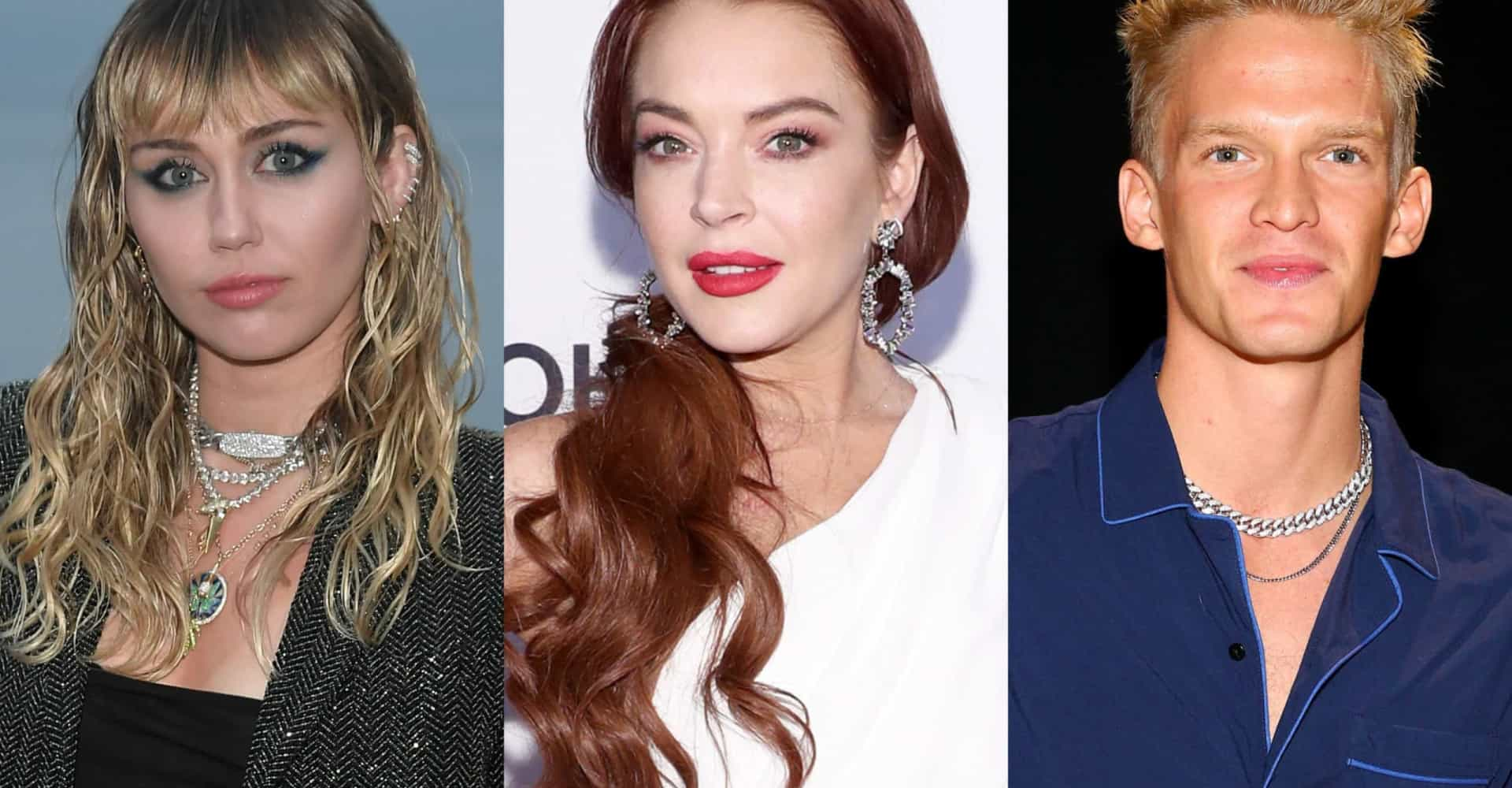 Mean girls: Lindsay Lohan and other stars who've lashed out