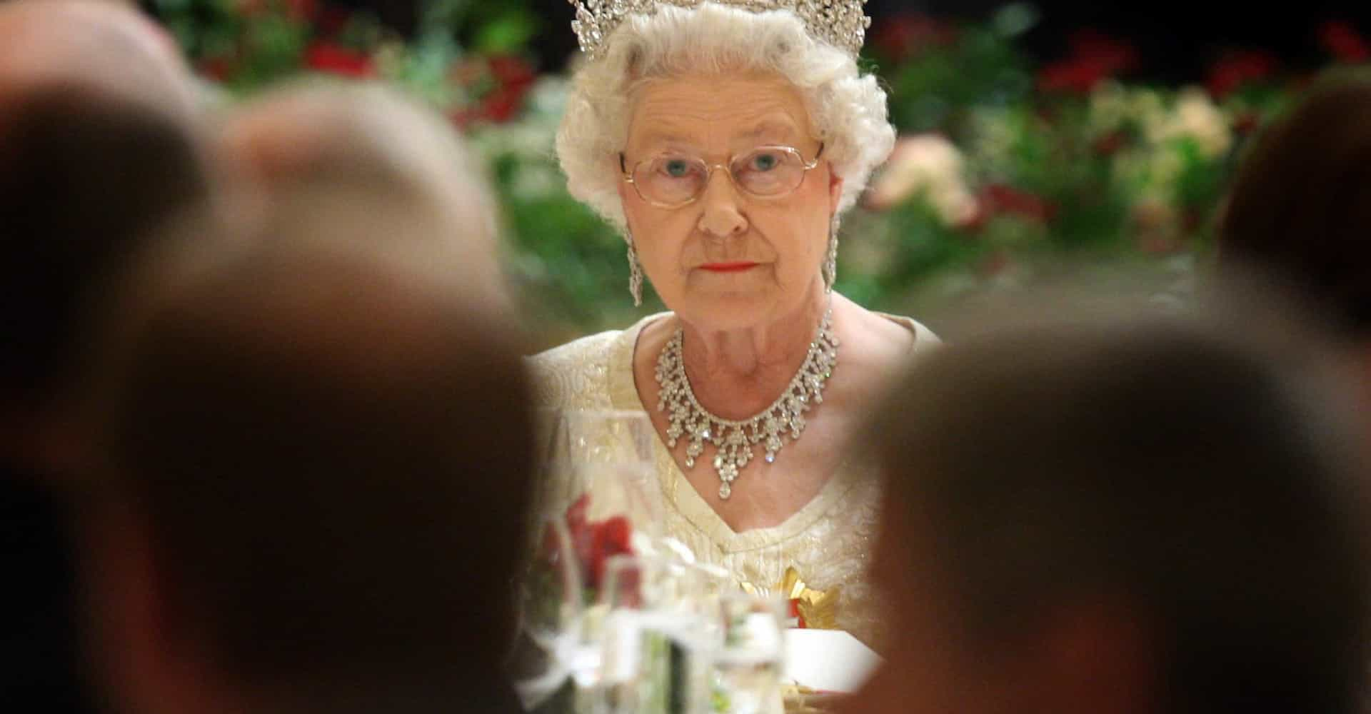 The forbidden foods of Queen Elizabeth