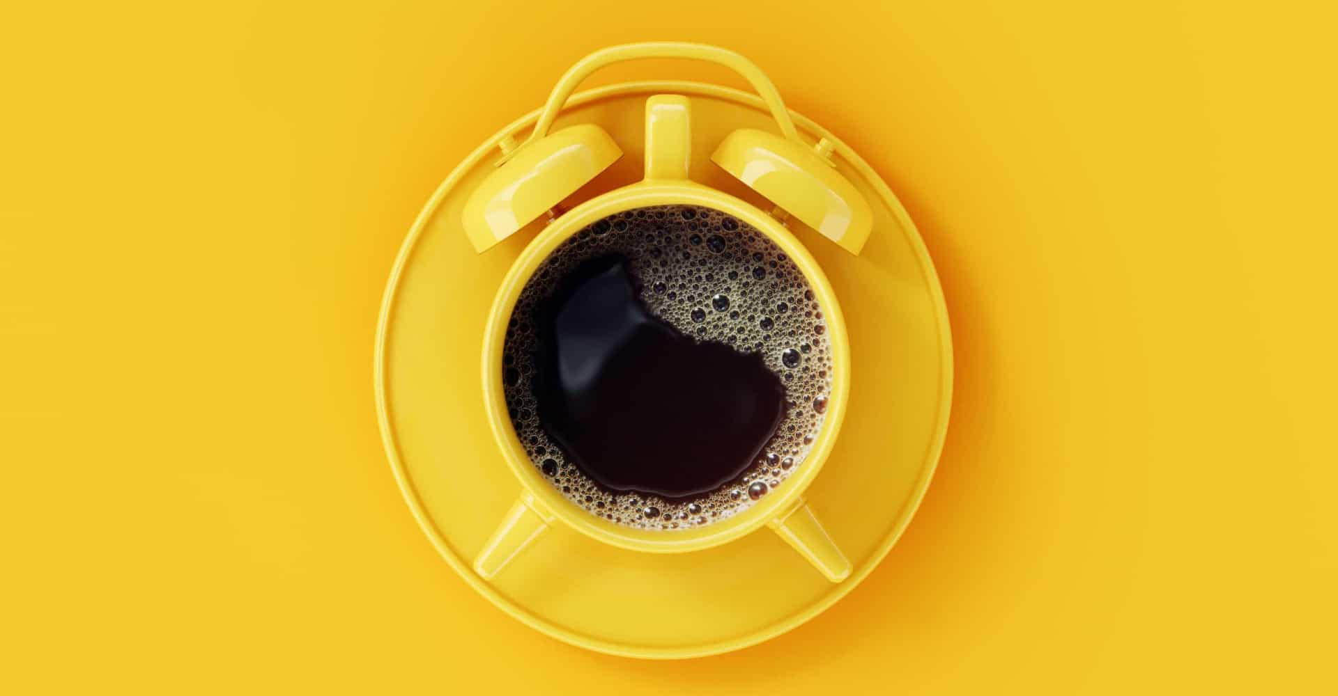 Dit is het beste tijdstip voor je eerste koffie in de ochtend