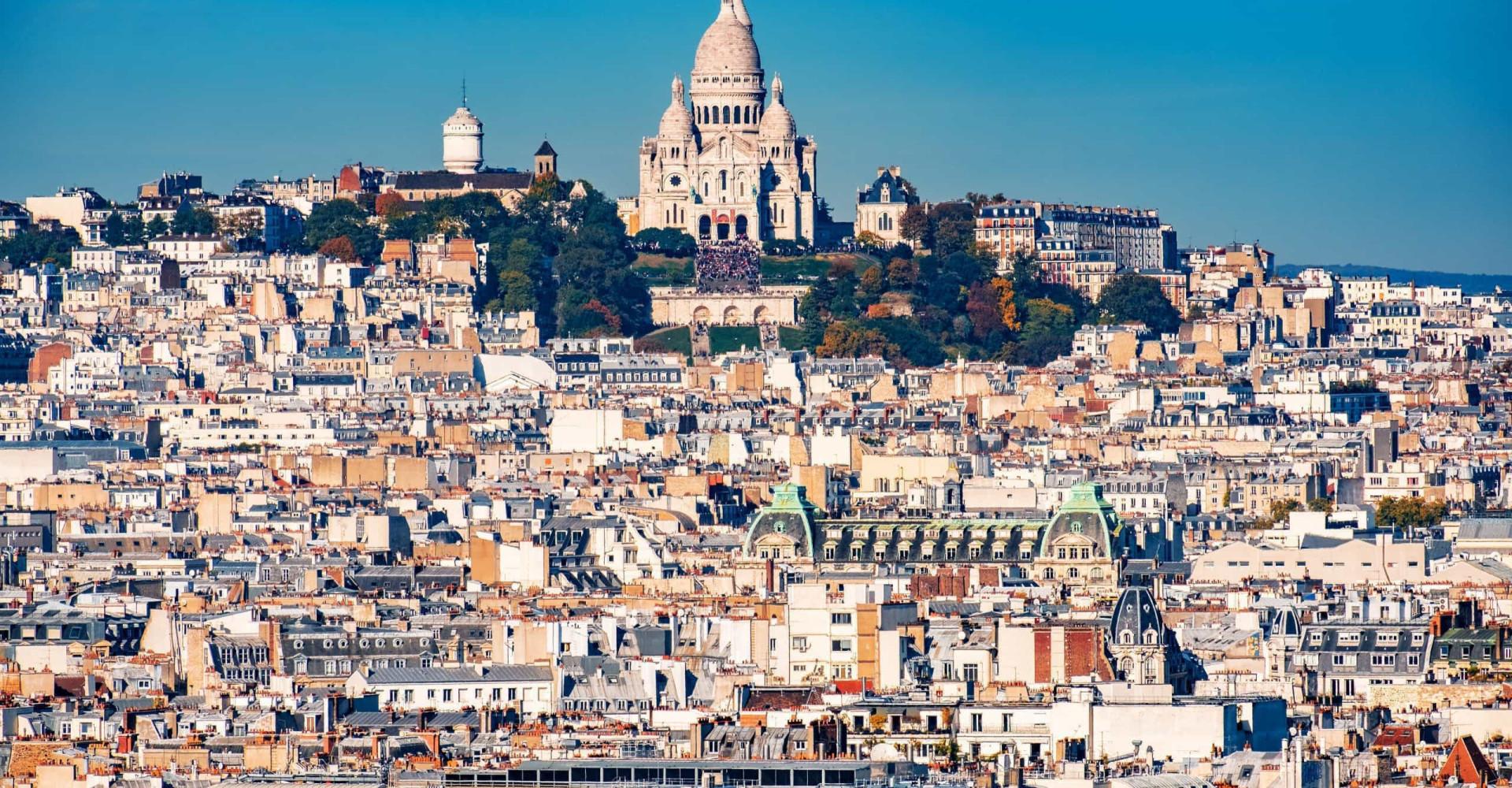 Montmartre: d'hier à aujourd'hui