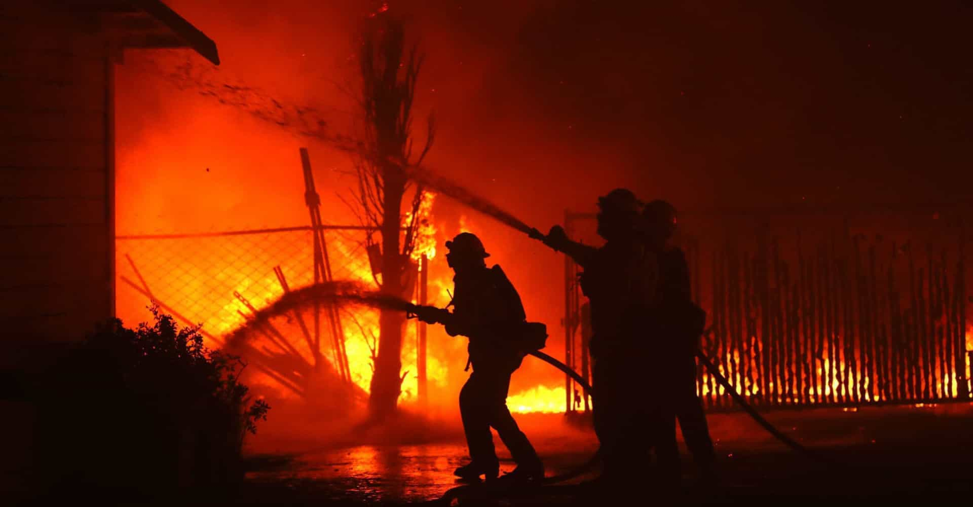 Les plus mémorables incendies de l'Histoire