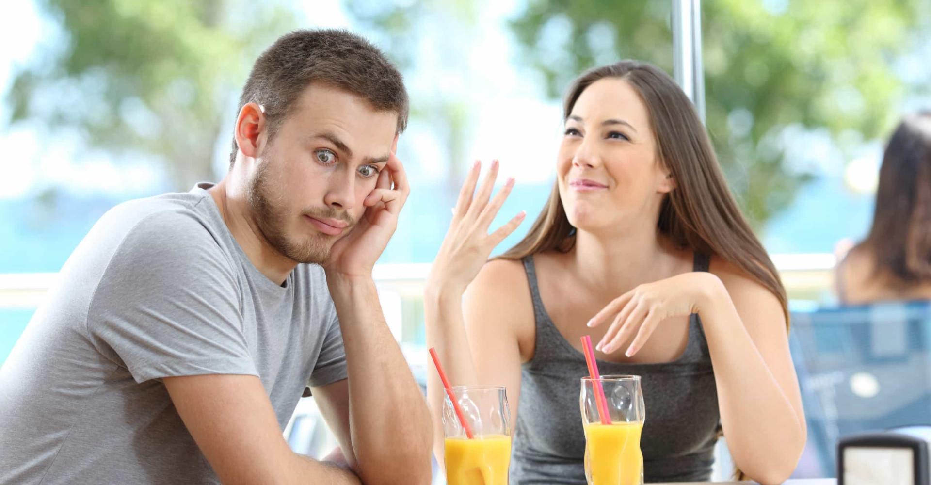 Selectief gehoor: hoe vaak negeert je partner je?