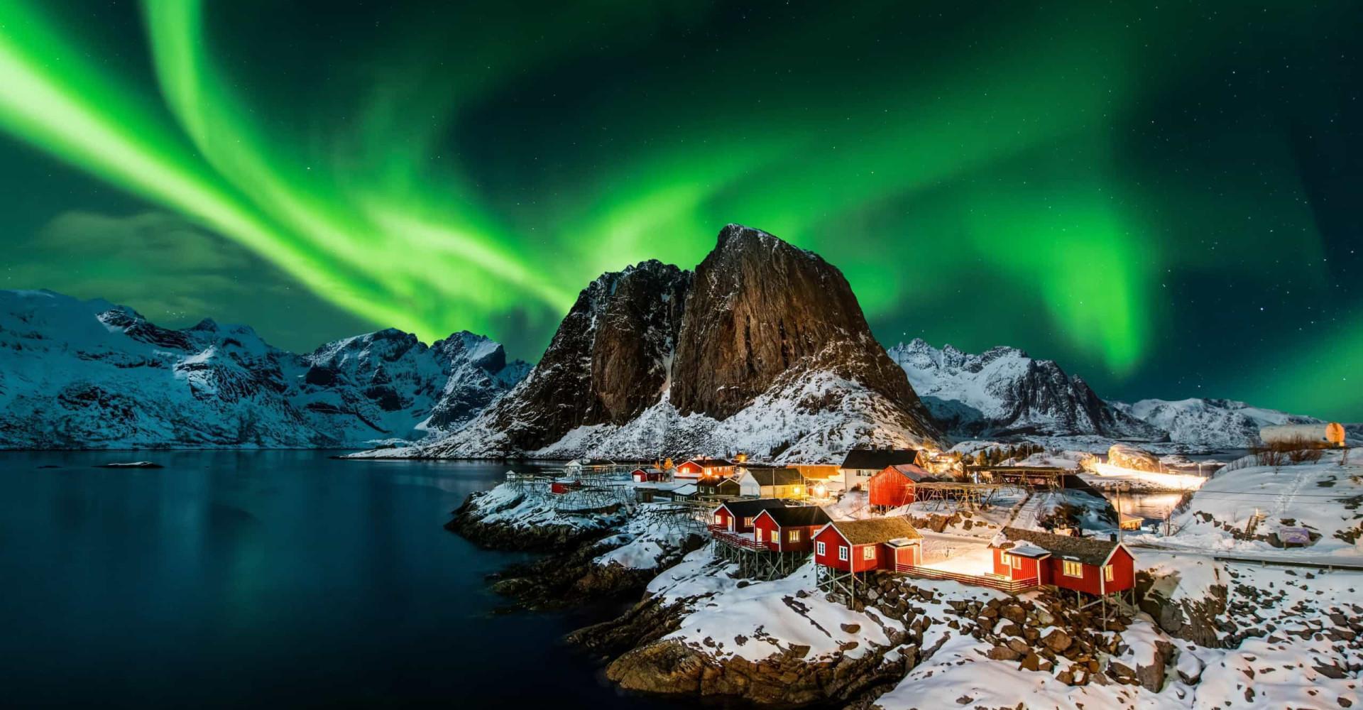 Los mejores destinos nórdicos de estas Navidades