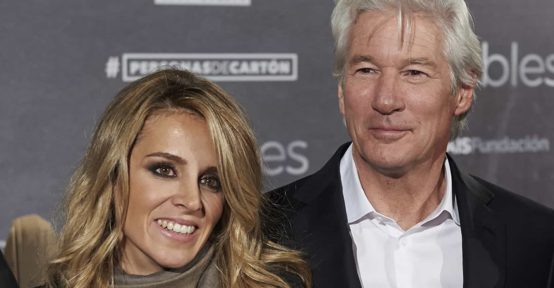 Richard Gere and other celebs who became dads after 60