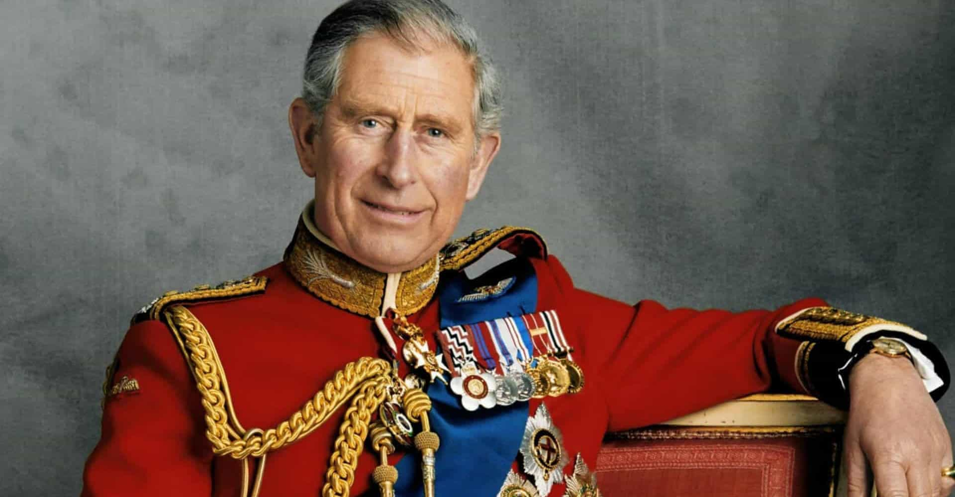 HRH Prince Charles: a life in pictures