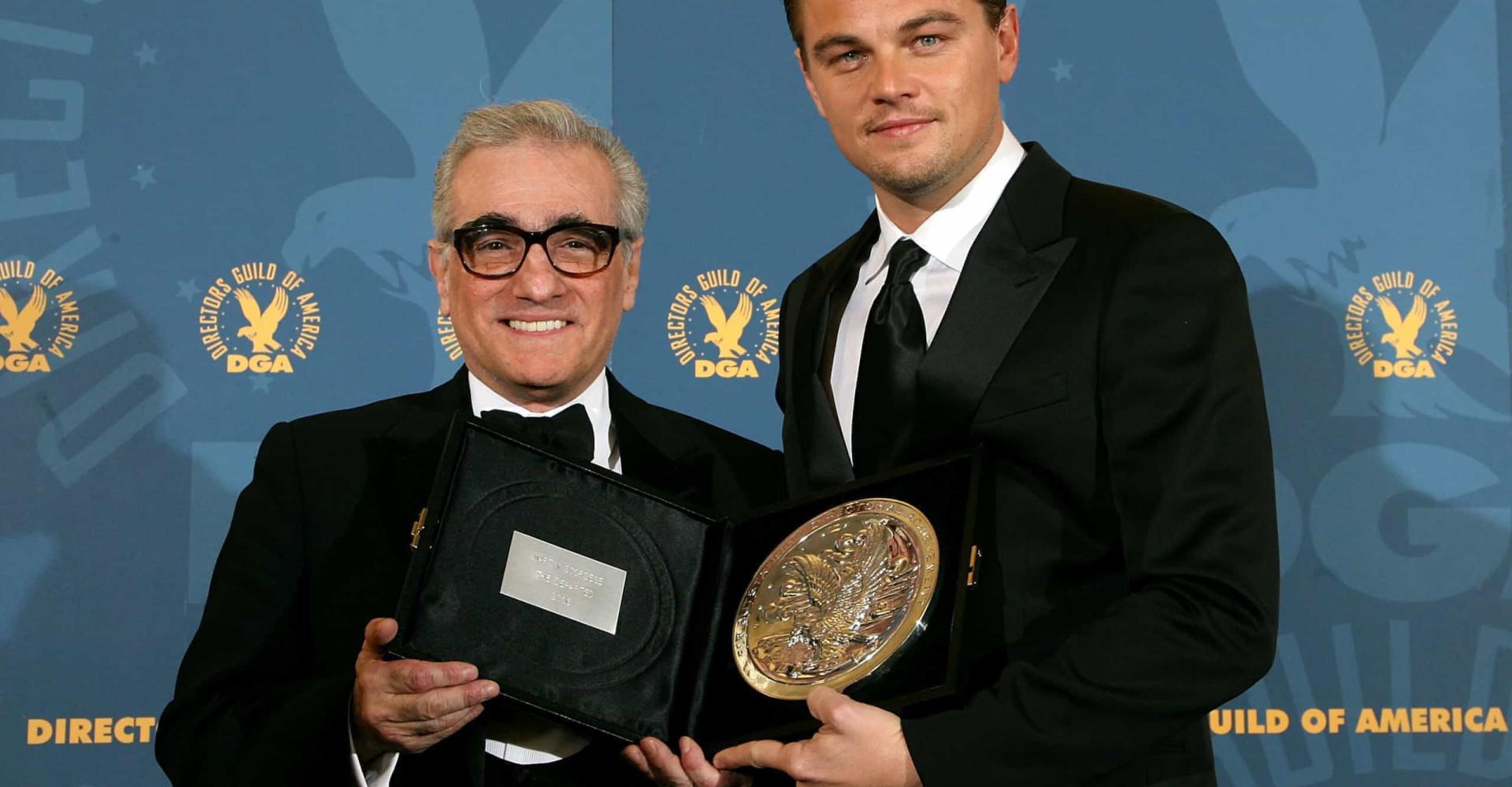 Así fue cómo Leonardo DiCaprio y Martin Scorsese conquistaron Hollywood
