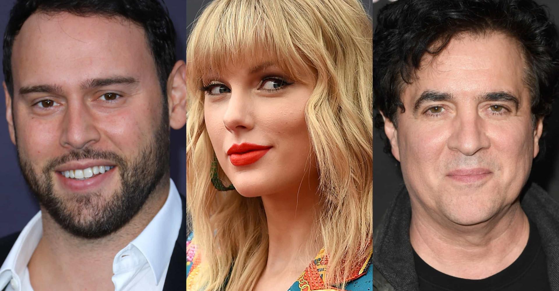 'Bad Blood': Meet Taylor Swift's enemies
