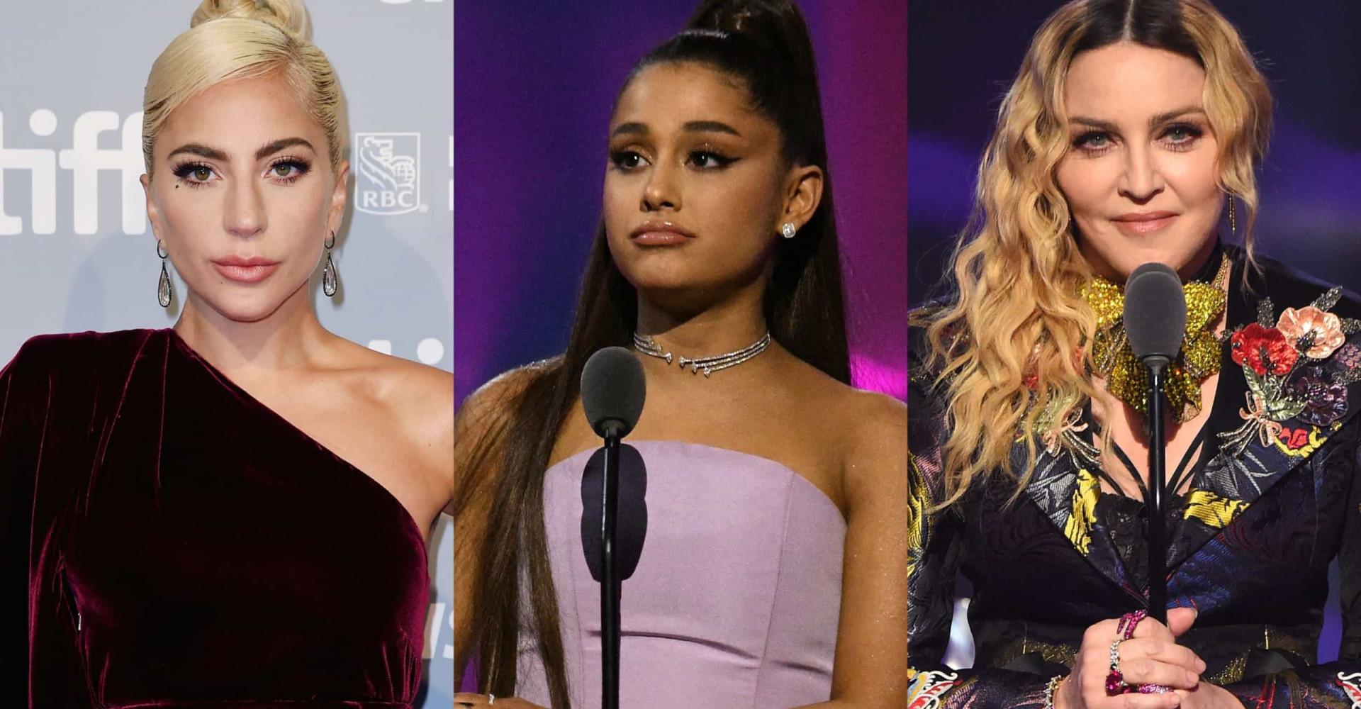 Ariana Grande e outras estrelas que cancelaram shows por problemas de saúde