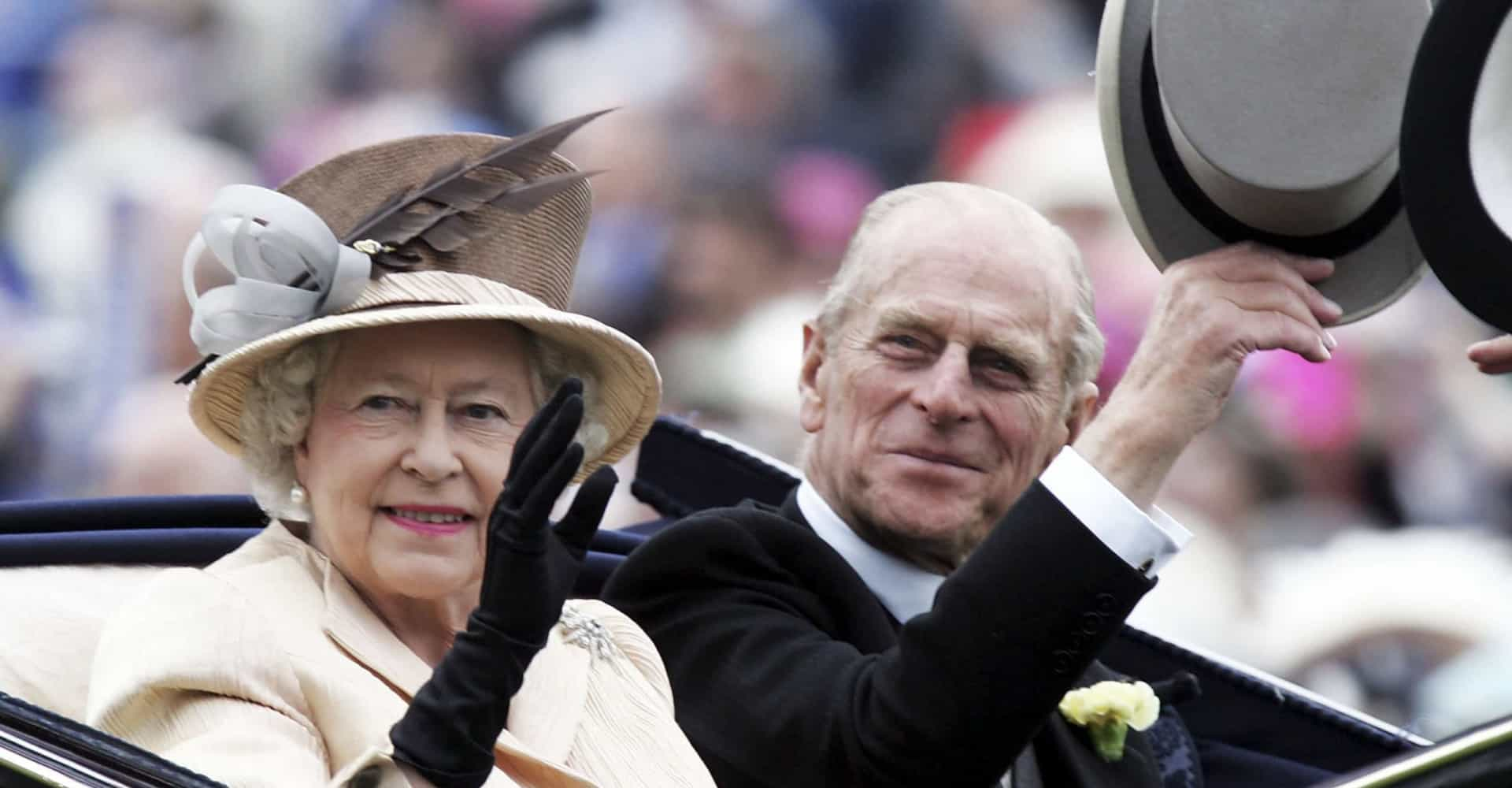 The enduring love of Queen Elizabeth II and Prince Philip in pictures