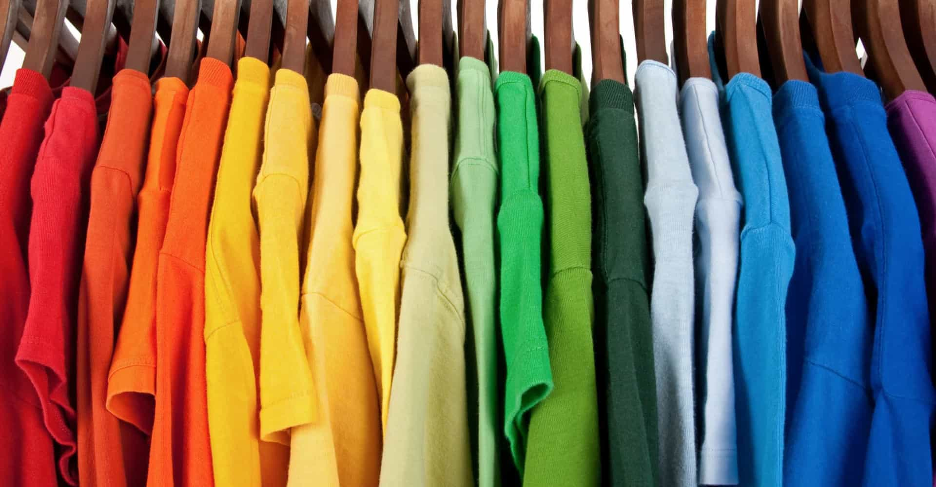 What the colors you wear say about you