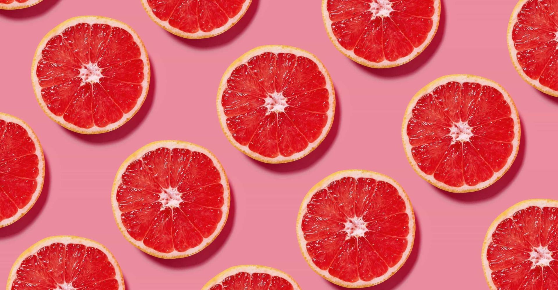 Redenen om meer grapefruits te eten