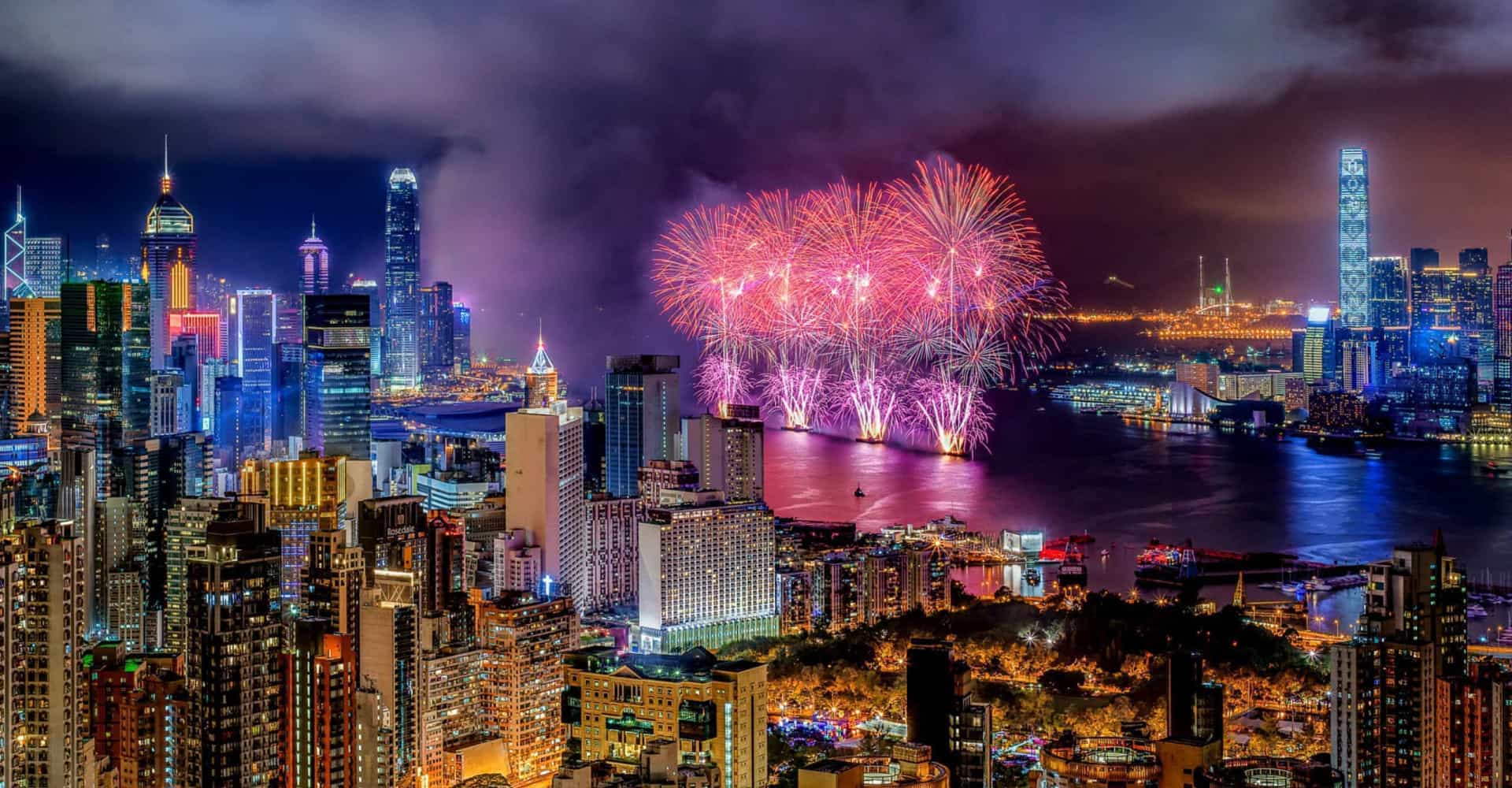 The coolest destinations in the world to celebrate New Year 2020