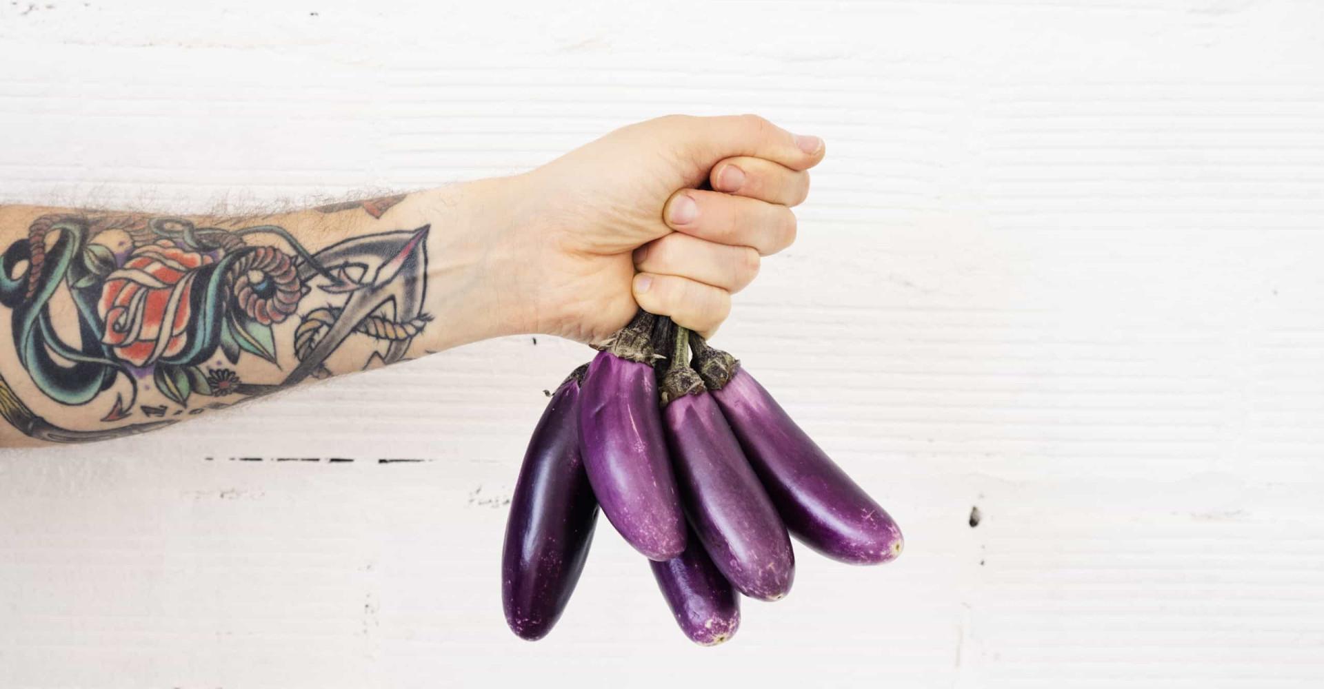 De vegan tatoeage wordt steeds populairder