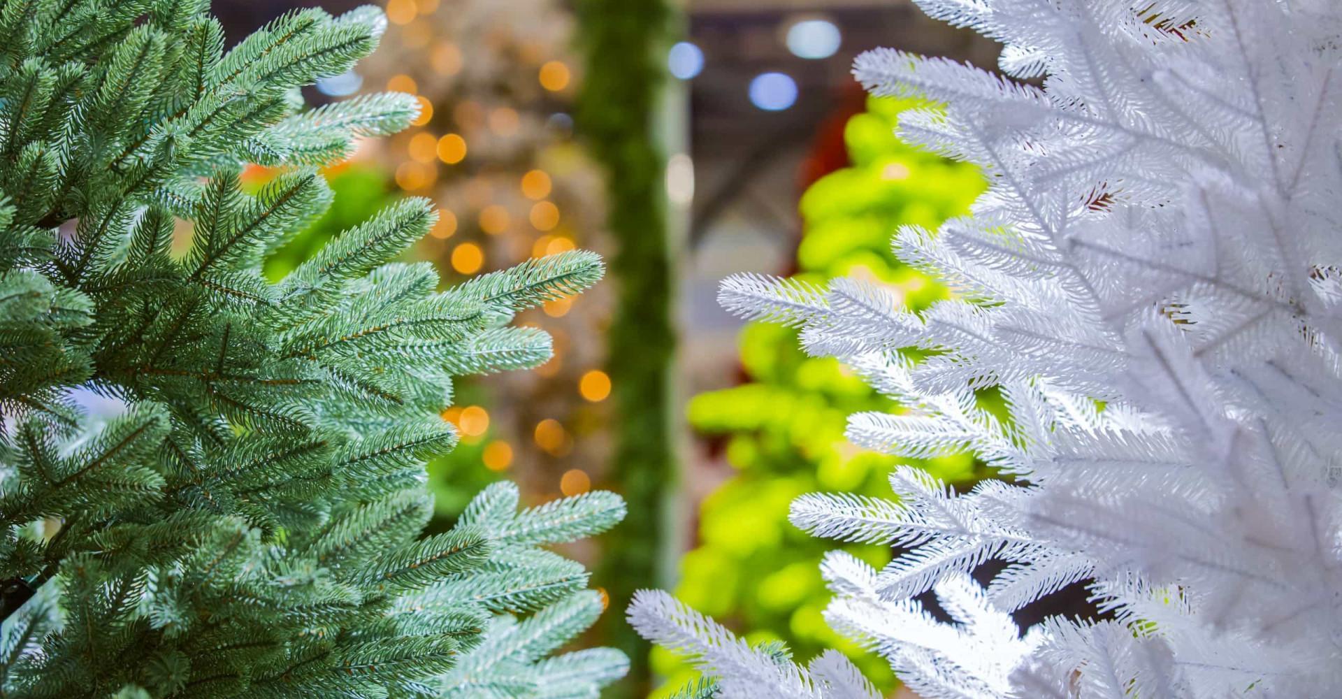 Wie umweltfreundlich ist Ihr Weihnachtsbaum?
