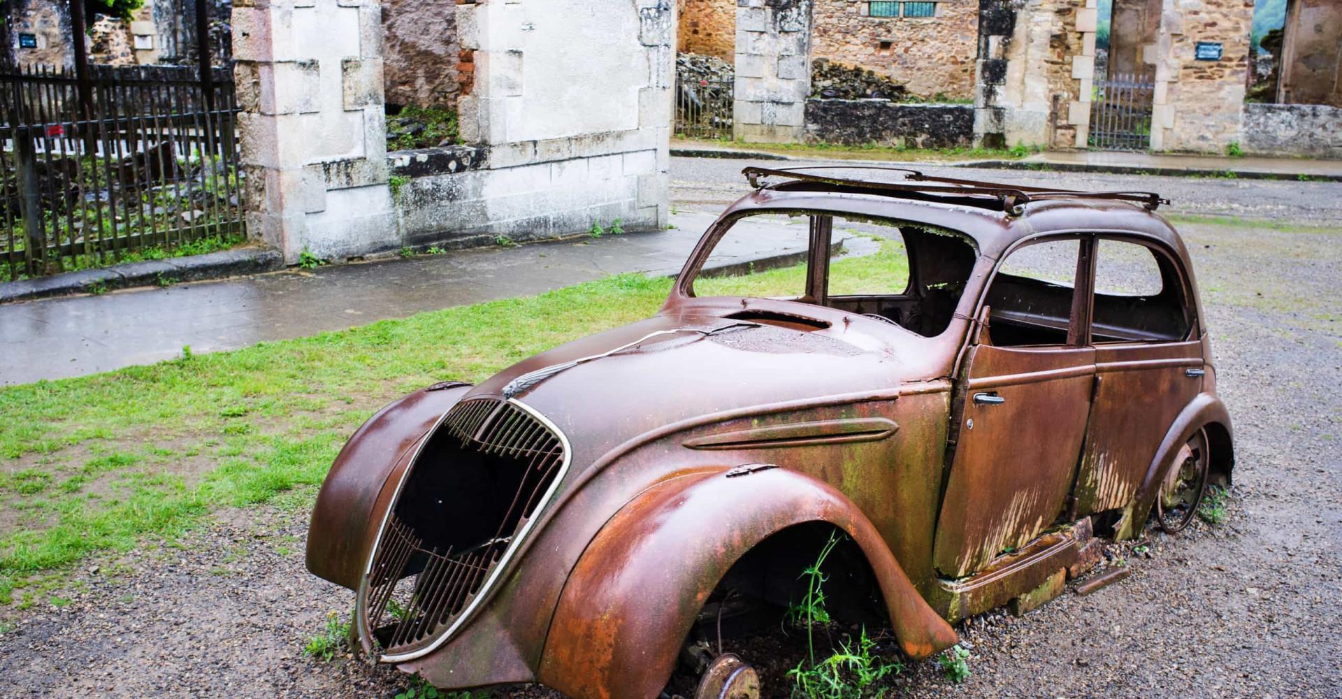 Muistelemme Oradour-sur-Glanen verilöylyä