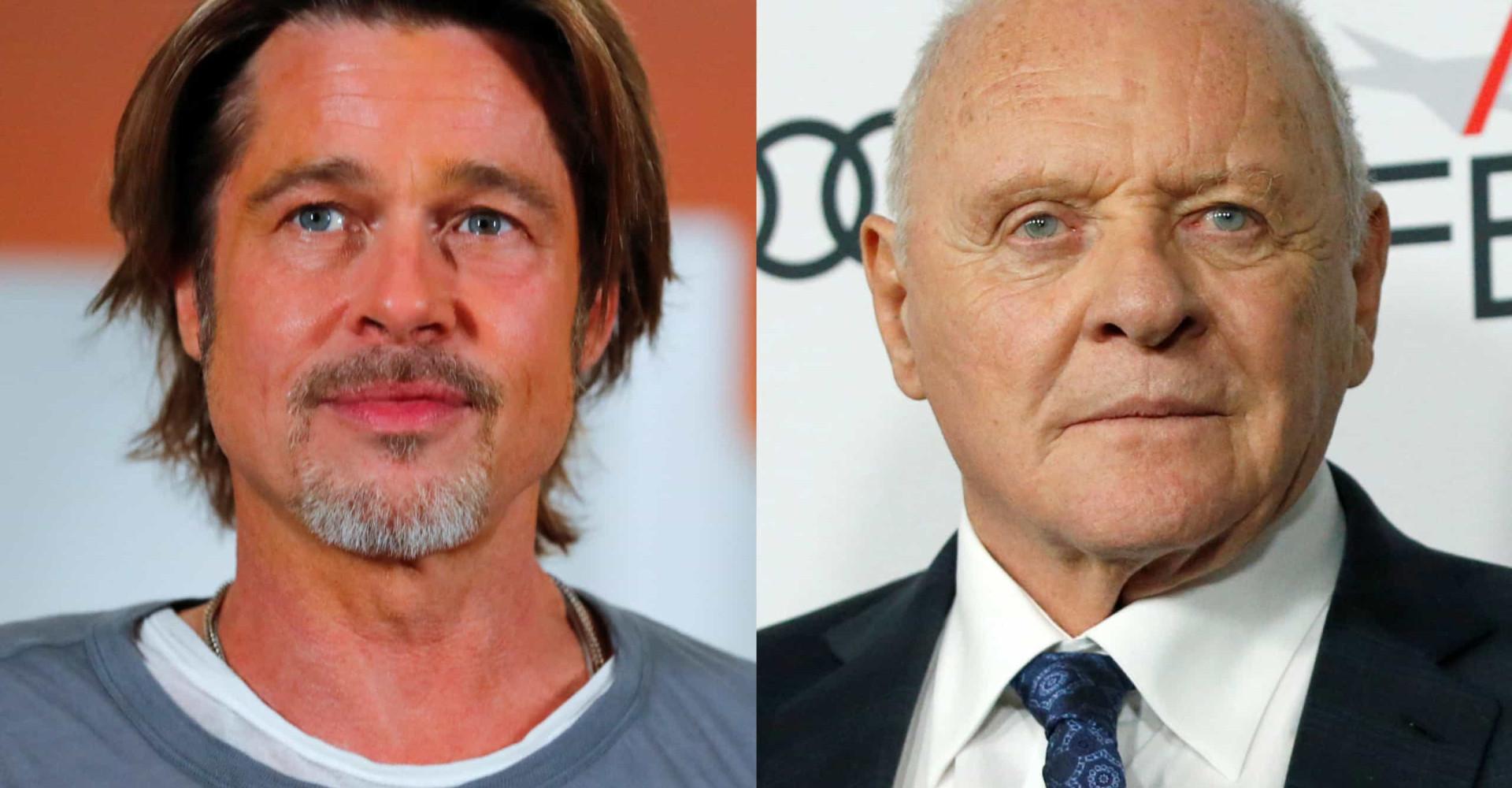 Brad Pitt, Anthony Hopkins y otros famosos adictos: ¿a qué? y ¿cómo se rehabilitan?