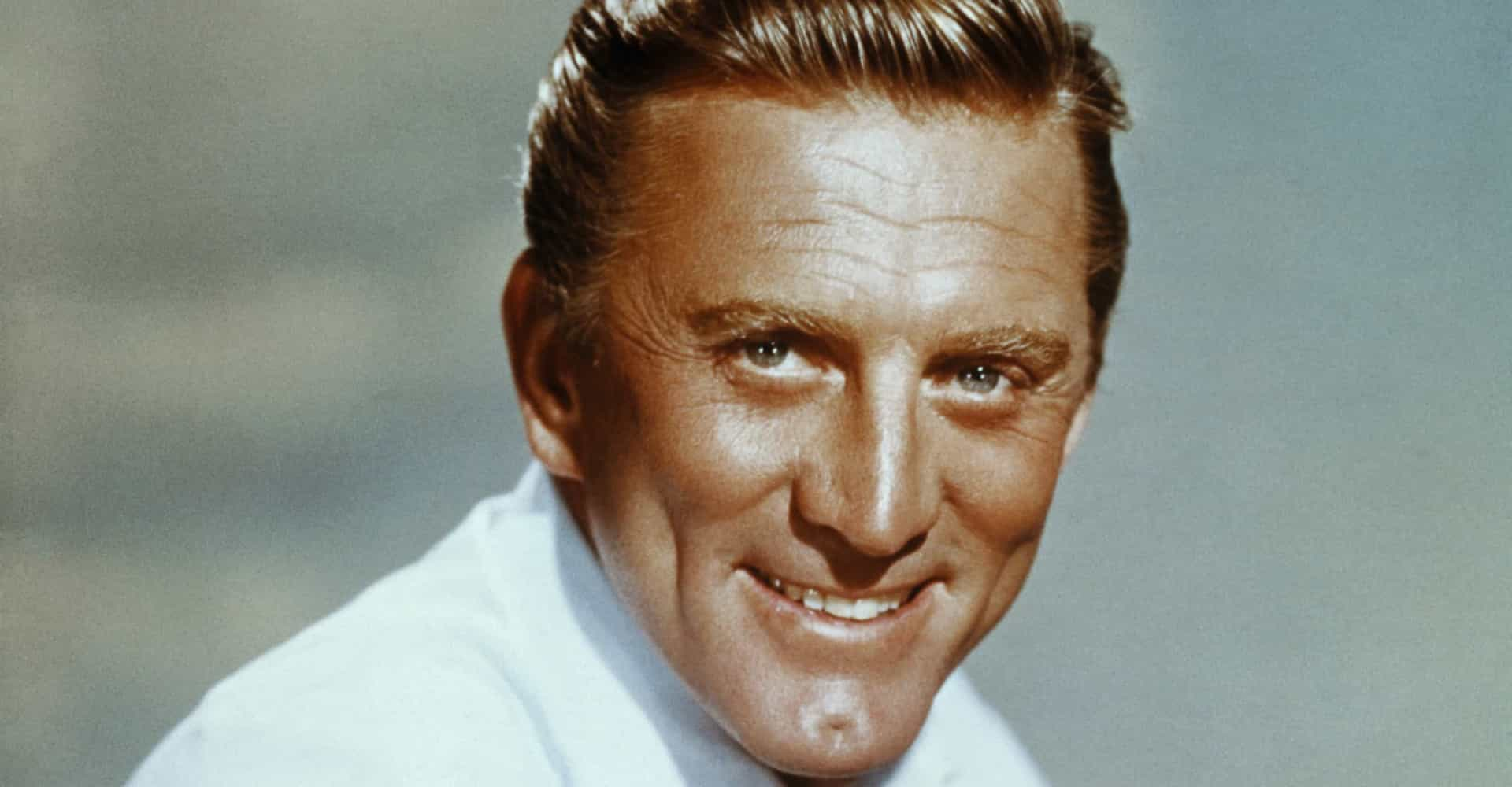 103 and counting! The stunning career of Kirk Douglas