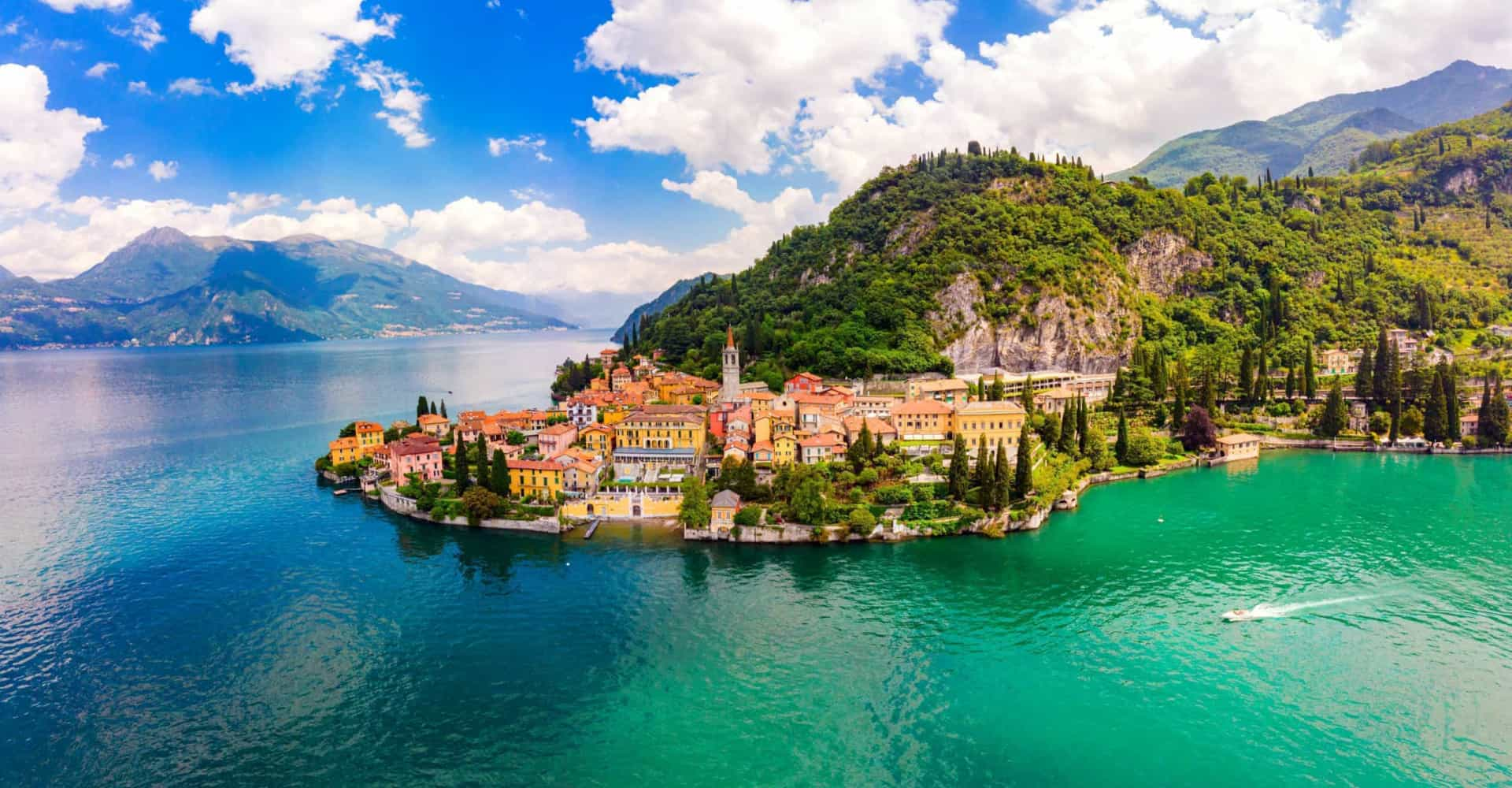 Scenic lakes in Italy you have to visit