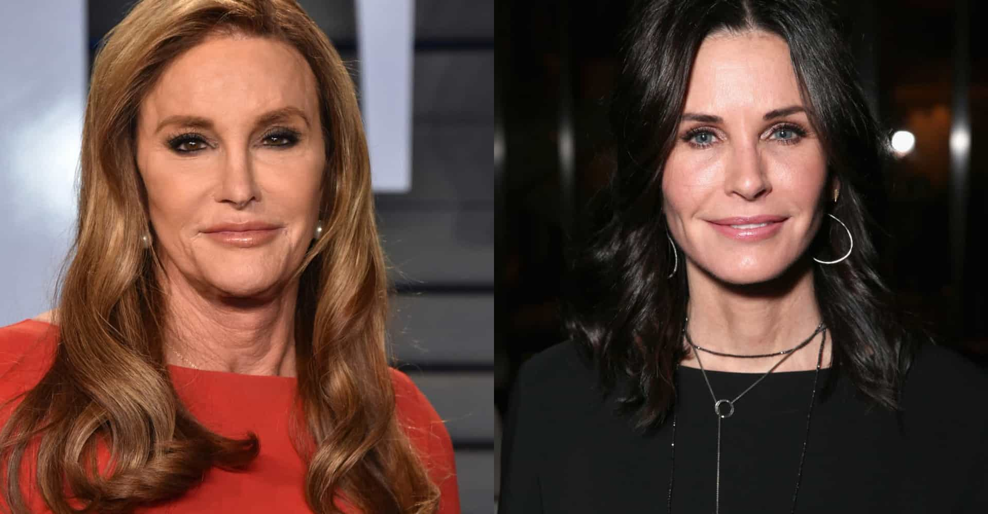 Courteney Cox and Caitlyn Jenner? Celebrity doppelgängers revealed