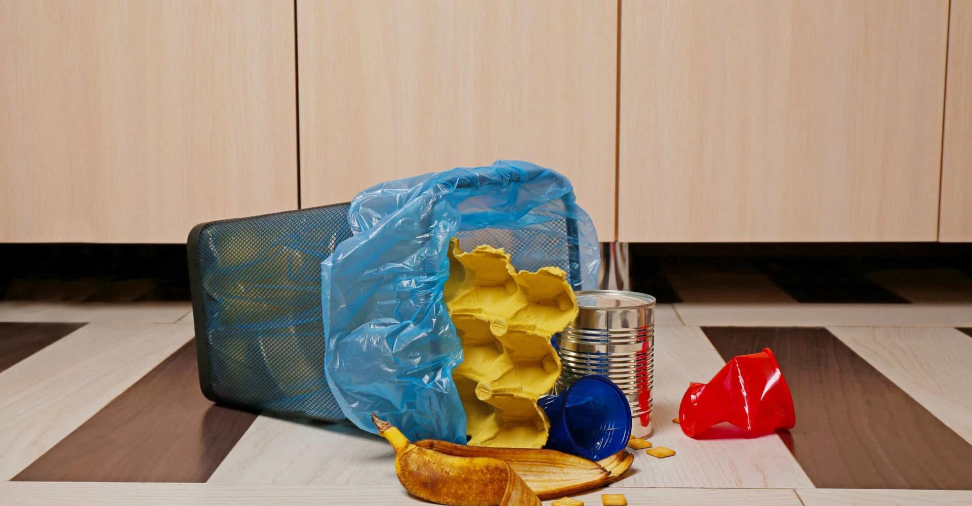 Hoe vaak maak jij je prullenbak schoon?