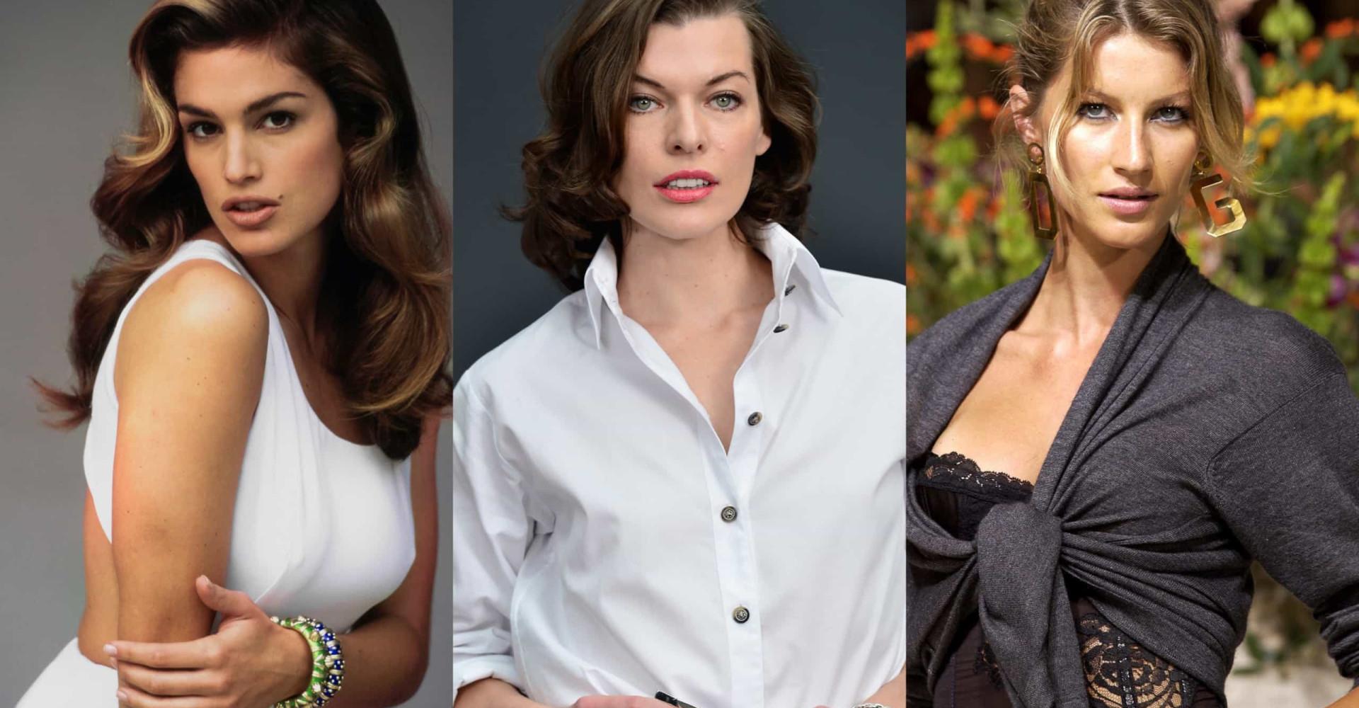 Le top model più celebri della storia