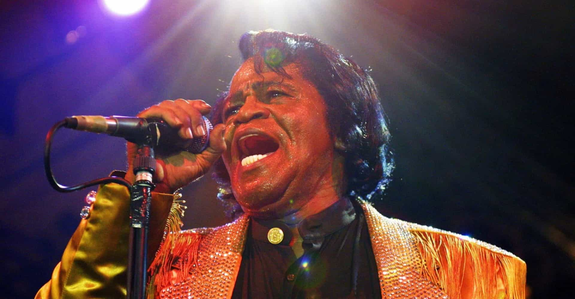 """James Brown: """"Soulin kummisedän"""" muistolle"""