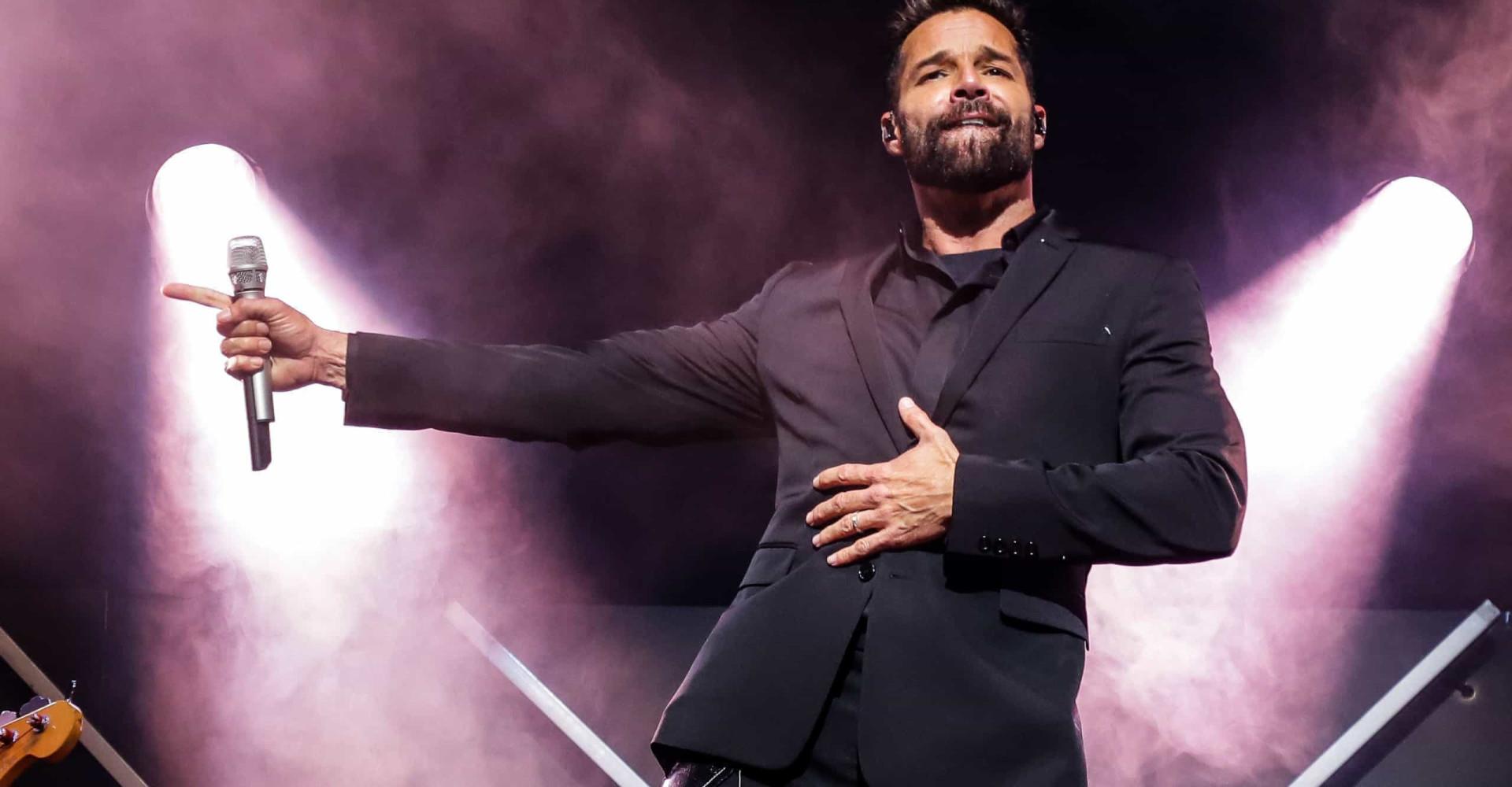 Ricky Martin aún vive la vida loca