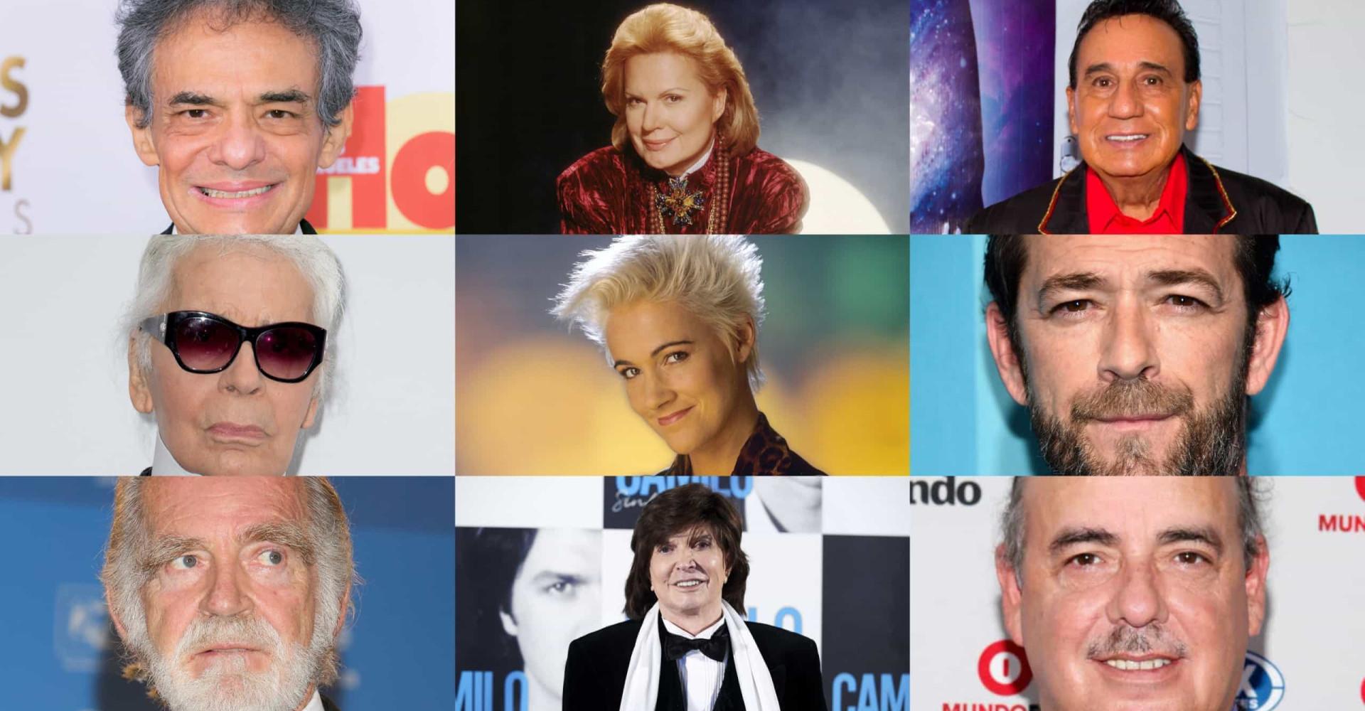 100 famosos que murieron en 2019