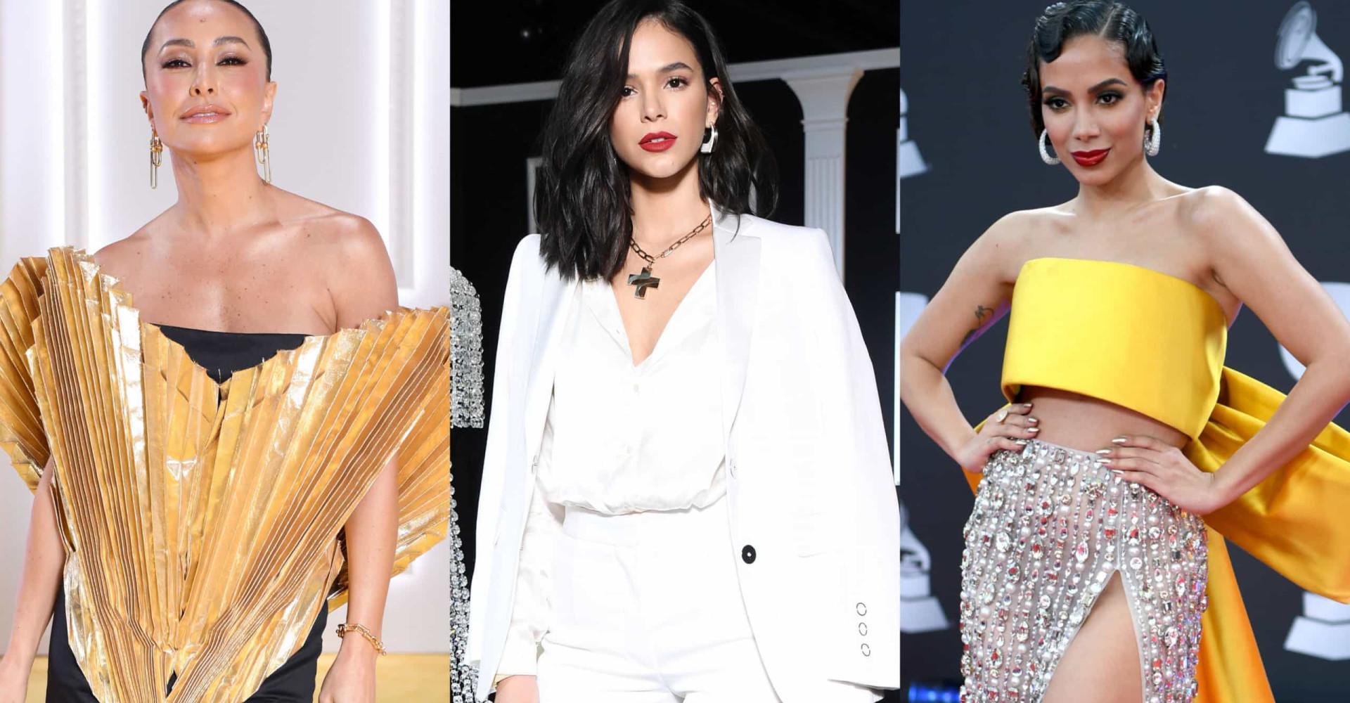 Show de estilo: 155 looks incríveis das famosas em 2019!