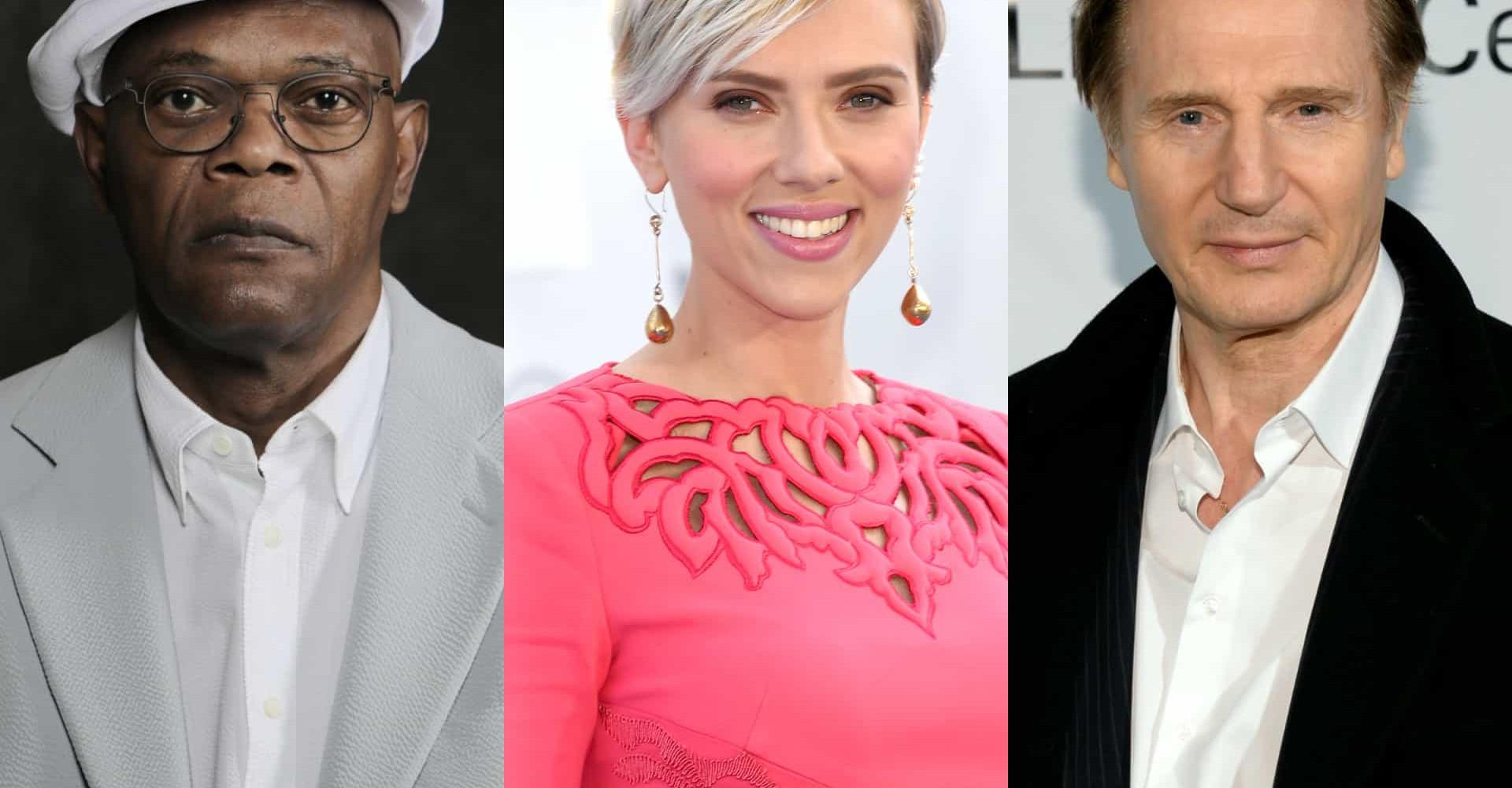 Skuespillere som aldri har vunnet en Oscar eller Golden Globe