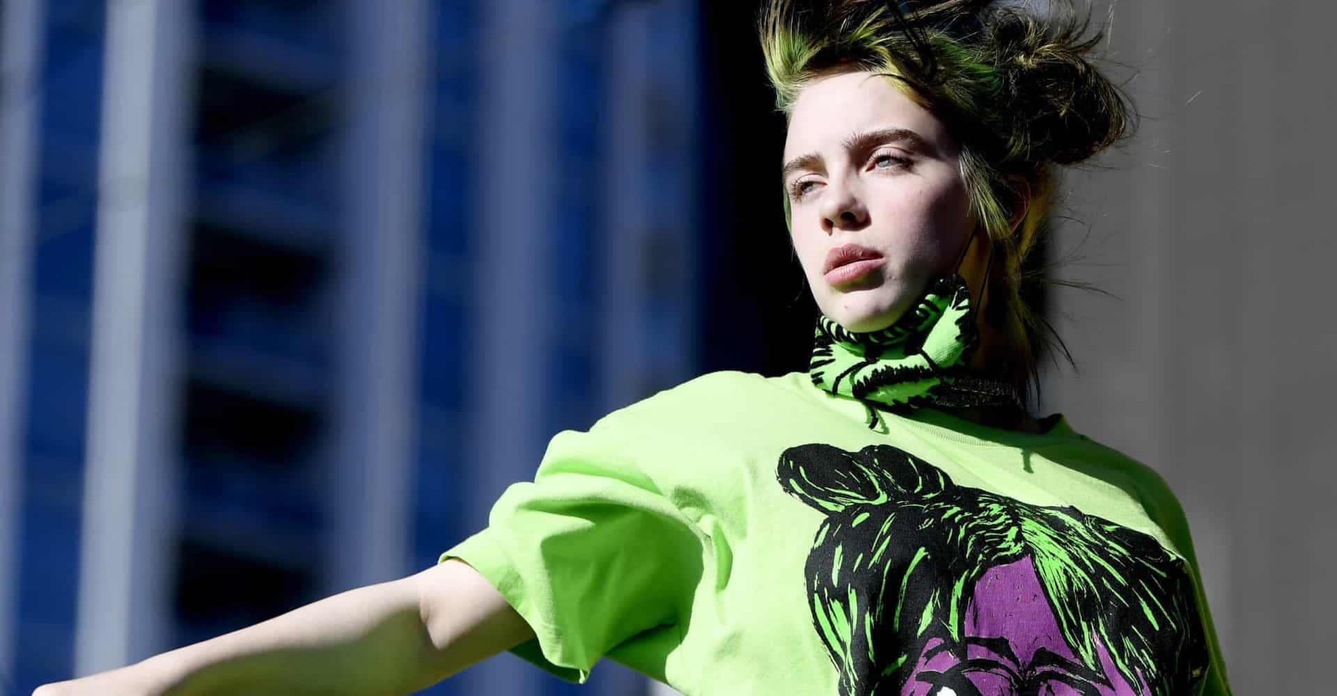Billie Eilish, l'anti-pop star que l'on attendait tous