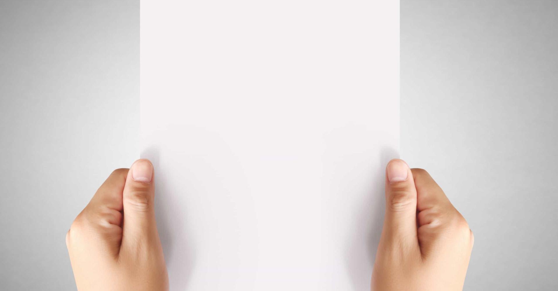 Waarom papiersneetjes zo pijnlijk zijn