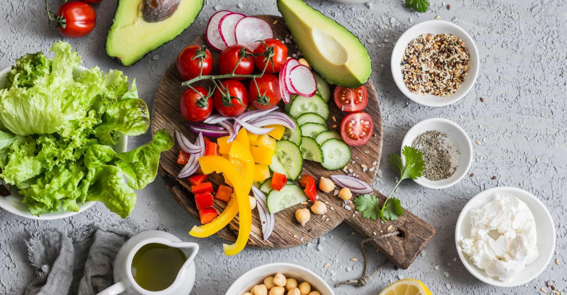 Medelhavsdieten: Framröstad som den bästa dieten 2020