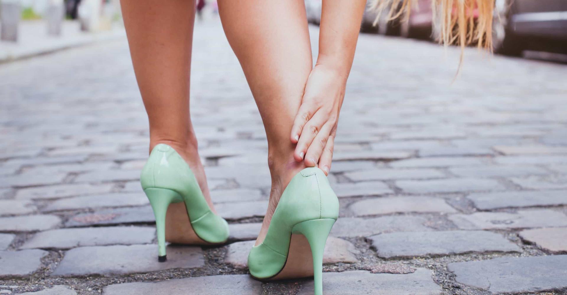 De beste manier om een blaar op je voet te behandelen