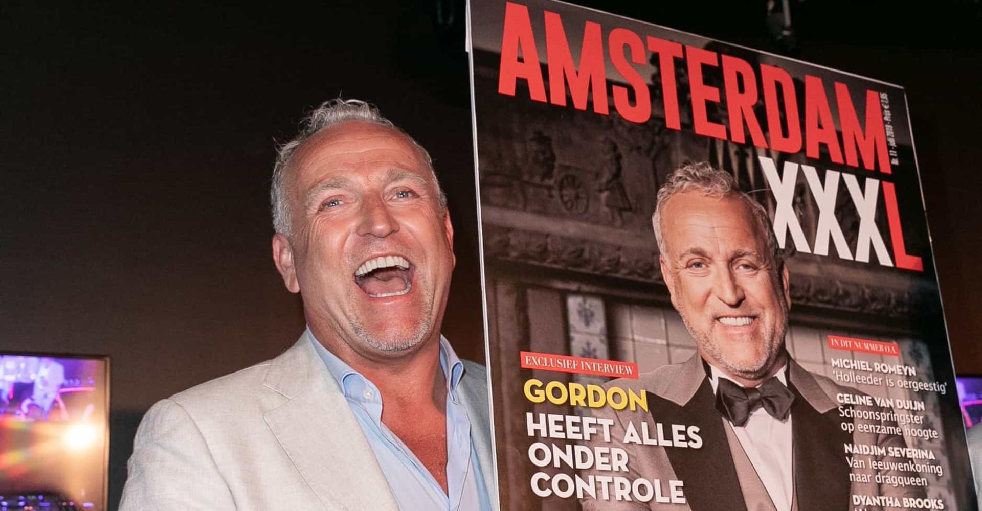 Wie is Gordon 2.0 ?