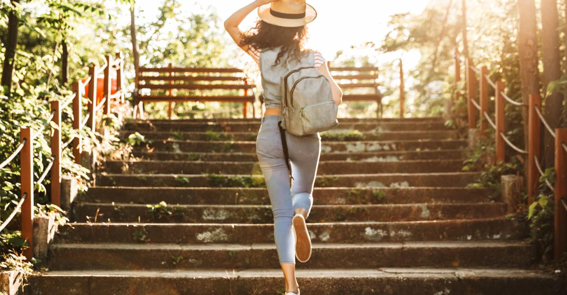 Waarom het belangrijk is om de trap te nemen
