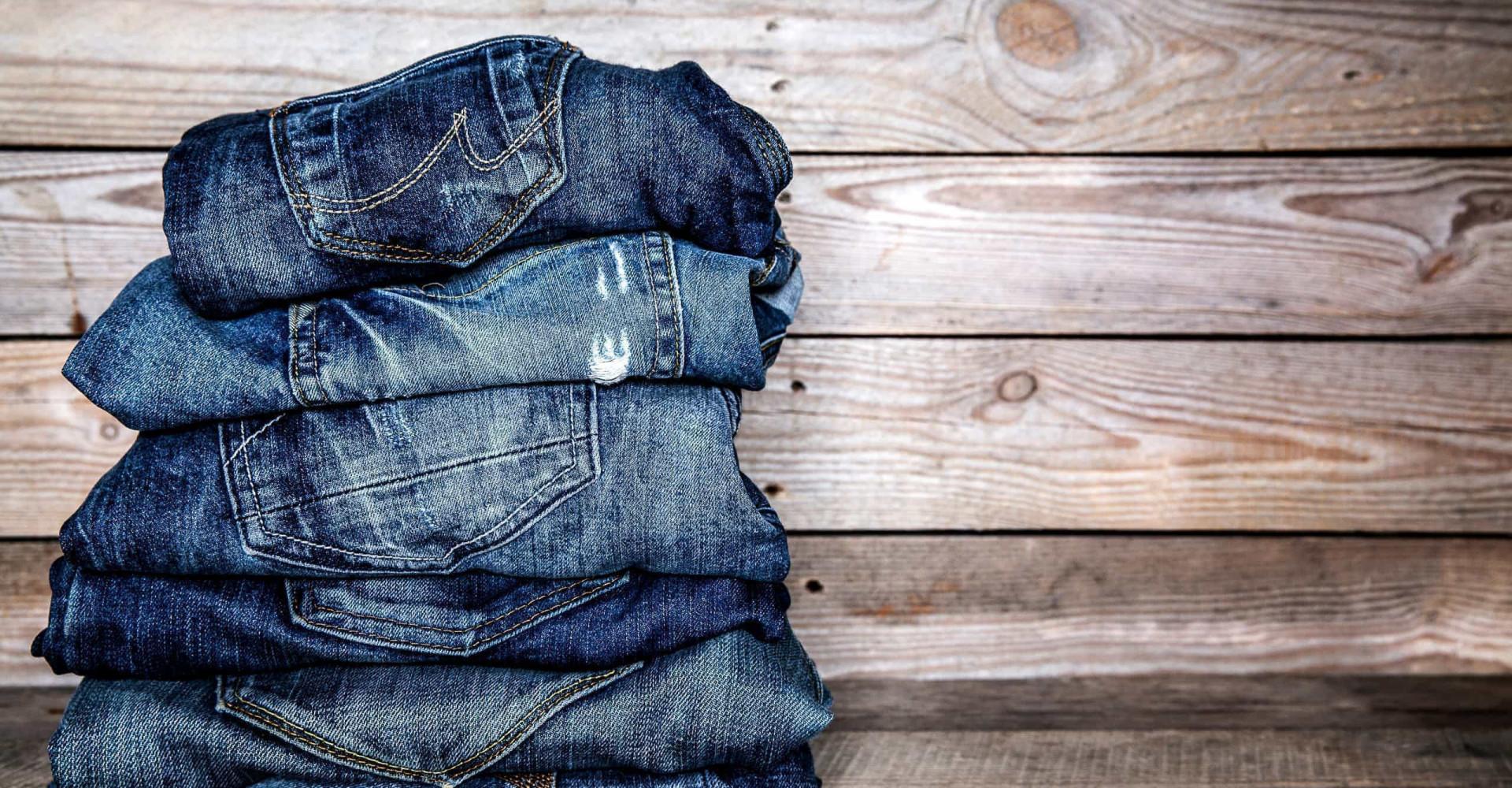 Kreativa sätt att använda gamla jeans