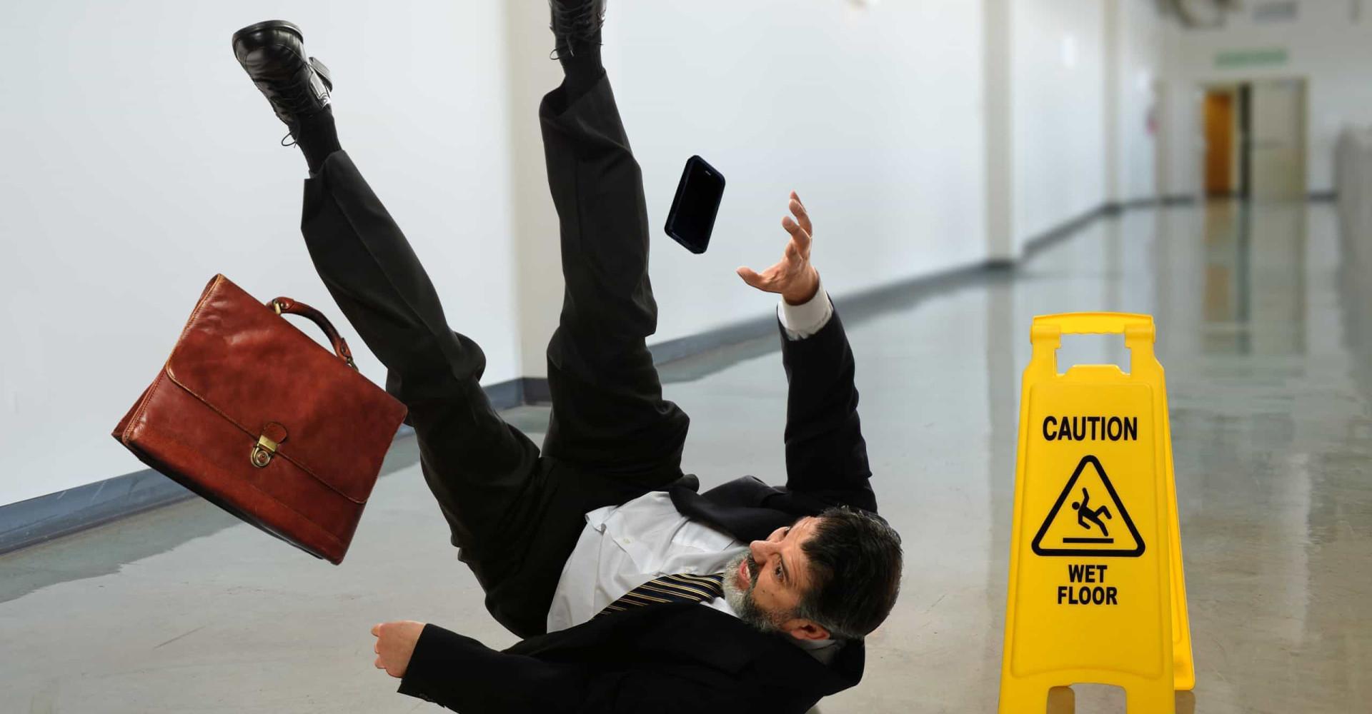 De meest gevaarlijke situaties in kantoren