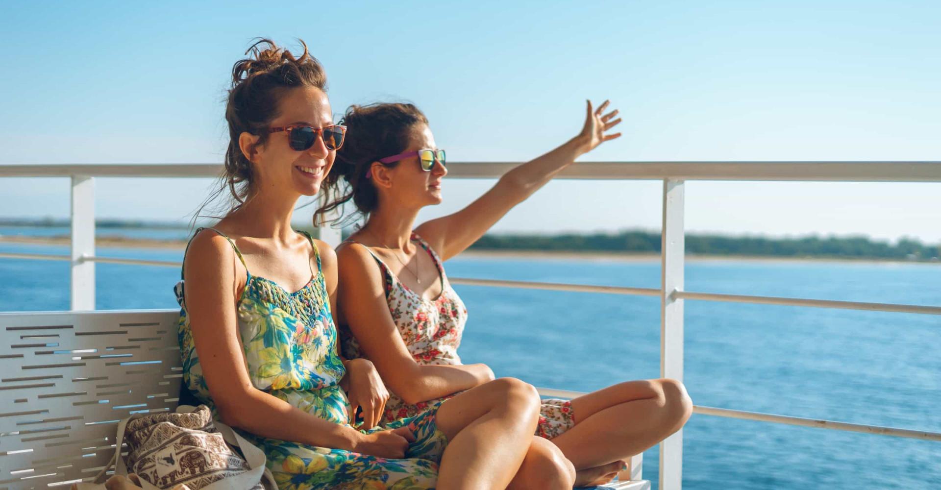 Waarom je eens met je zus op vakantie moet gaan