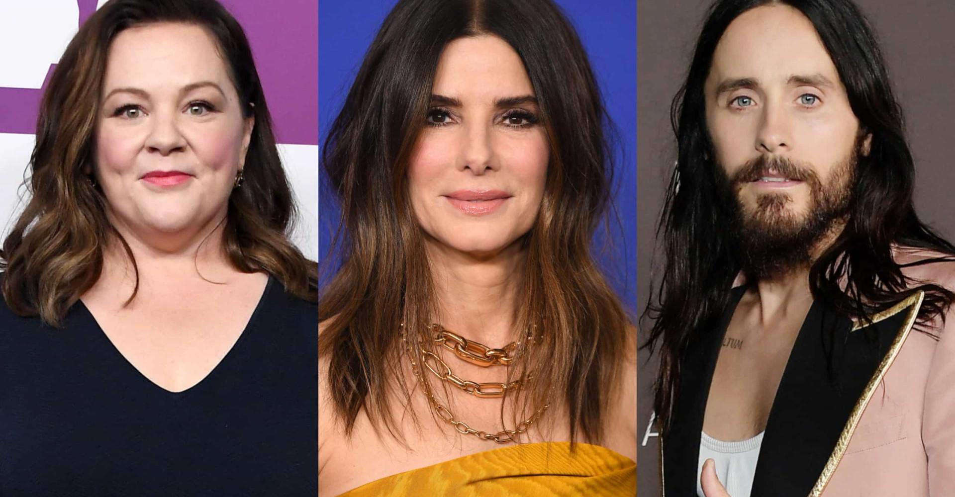 Os melhores dos 'piores': as estrelas com indicações ao Oscar e Framboesa de Ouro!