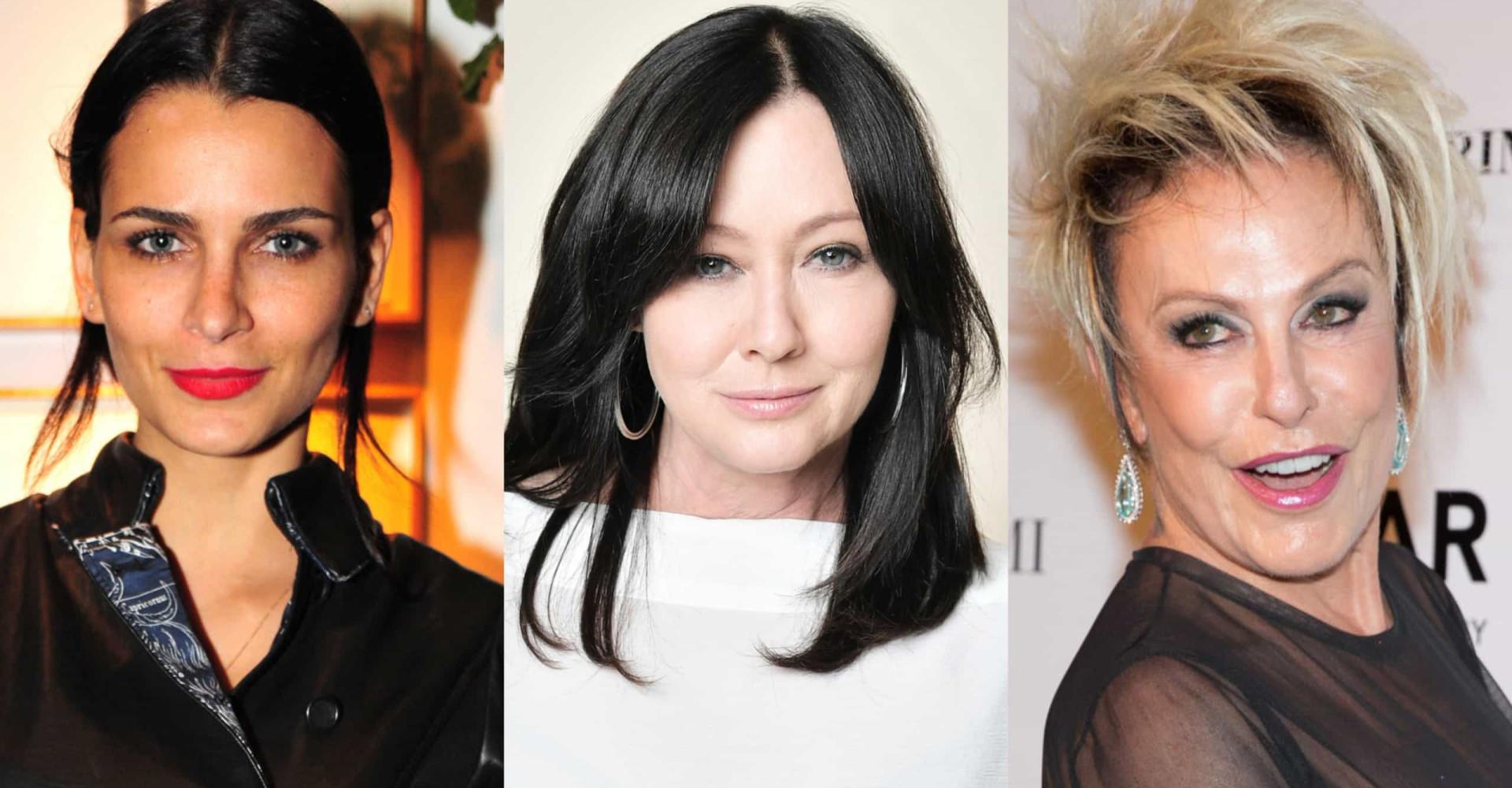 Os famosos que lutam contra o câncer; veja como alguns deles venceram a doença