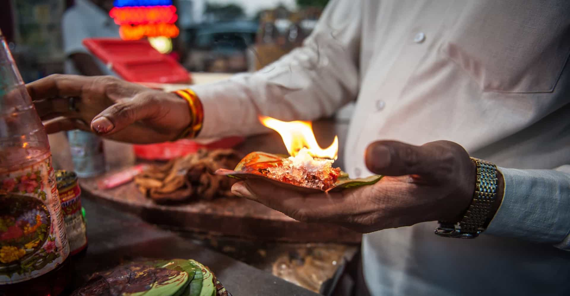 Must-try street food for travelers